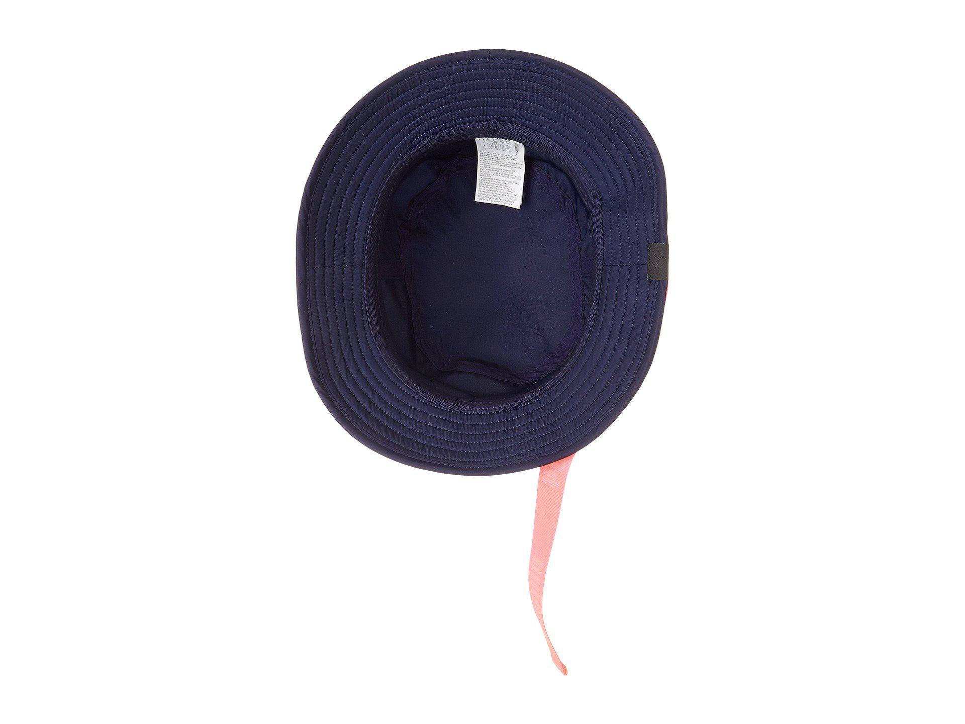 99f88ca847c Lyst - PUMA X Fenty By Rihanna Strapped Bucket (evening Blue ...