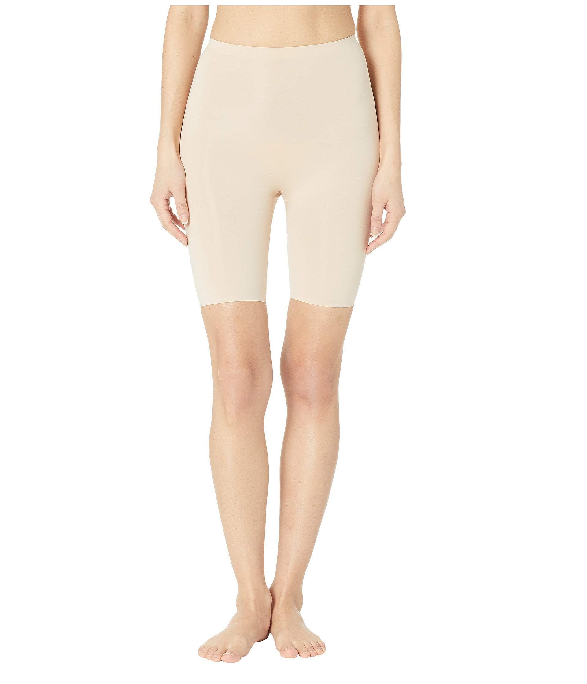 7cdc5575823f Wacoal. Natural Beyond Naked Cotton Thigh Shaper 805330 (black) Women's  Underwear
