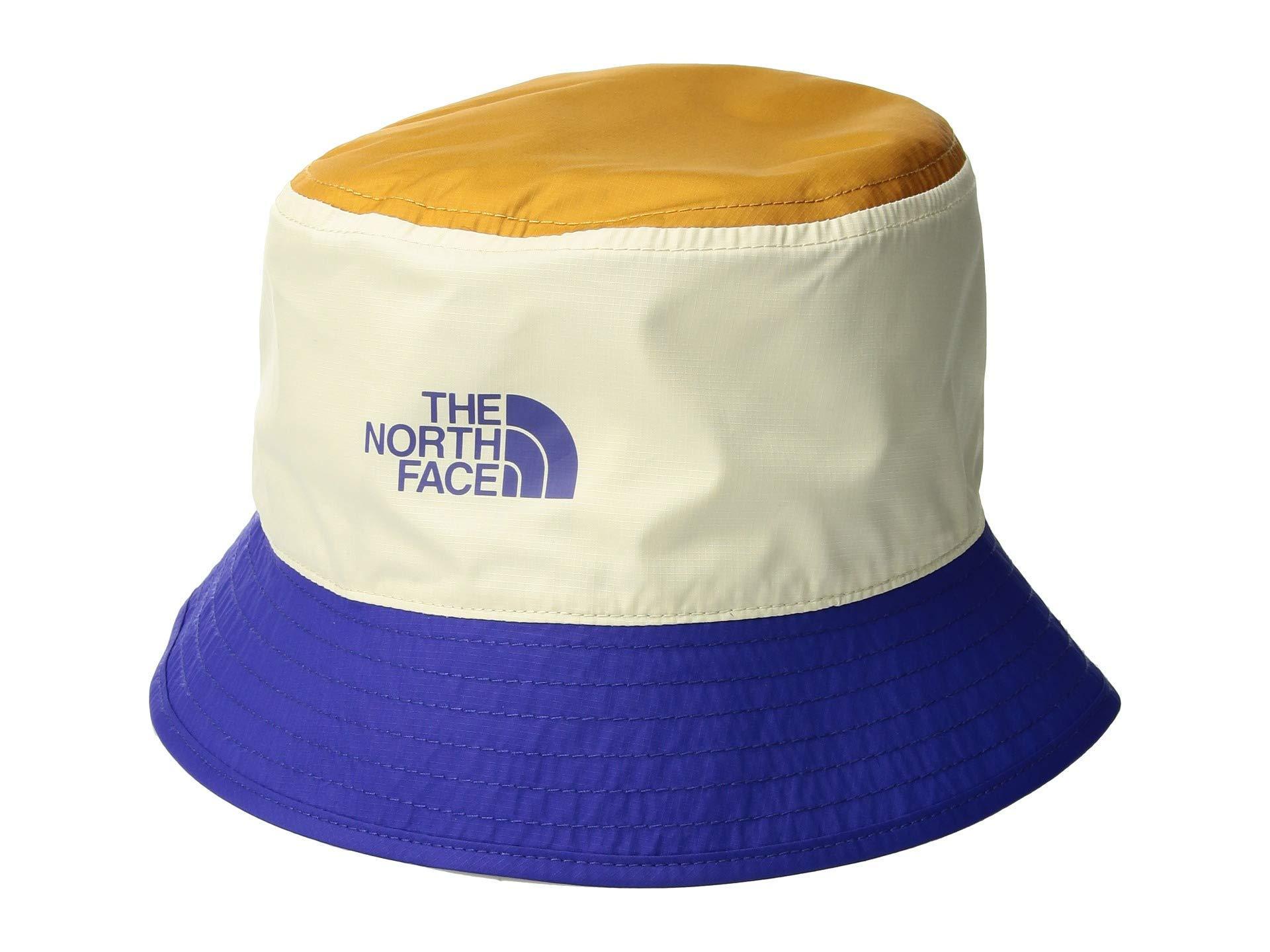 829476b0438 Lyst - The North Face Sun Stash Hat (tnf Black aztec Blue 1992 Rage ...