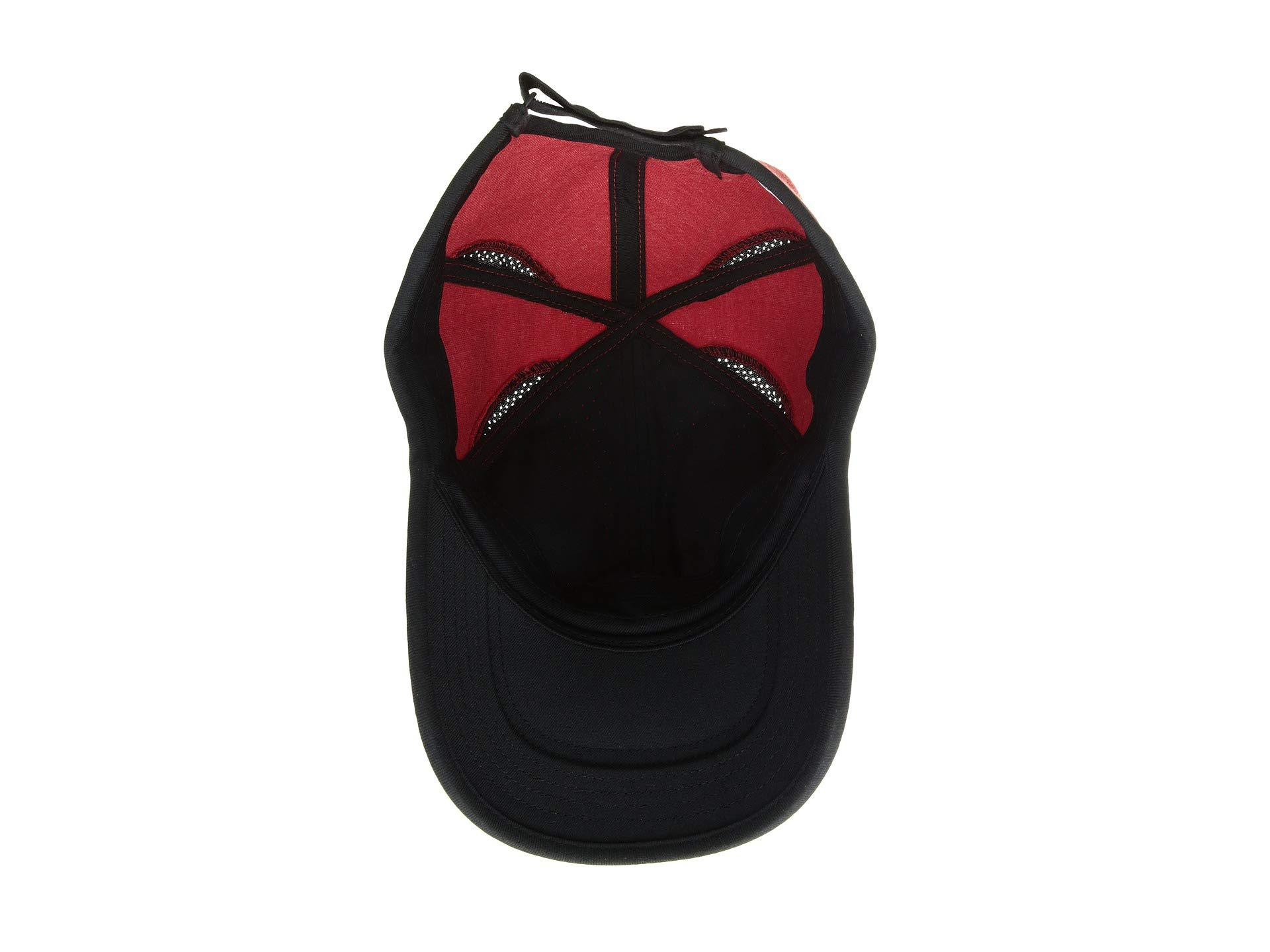 22b4b13e6d0 Nike - Red Aerobill Featherlight Premium (black Heather black anthracite)  Baseball Caps. View fullscreen
