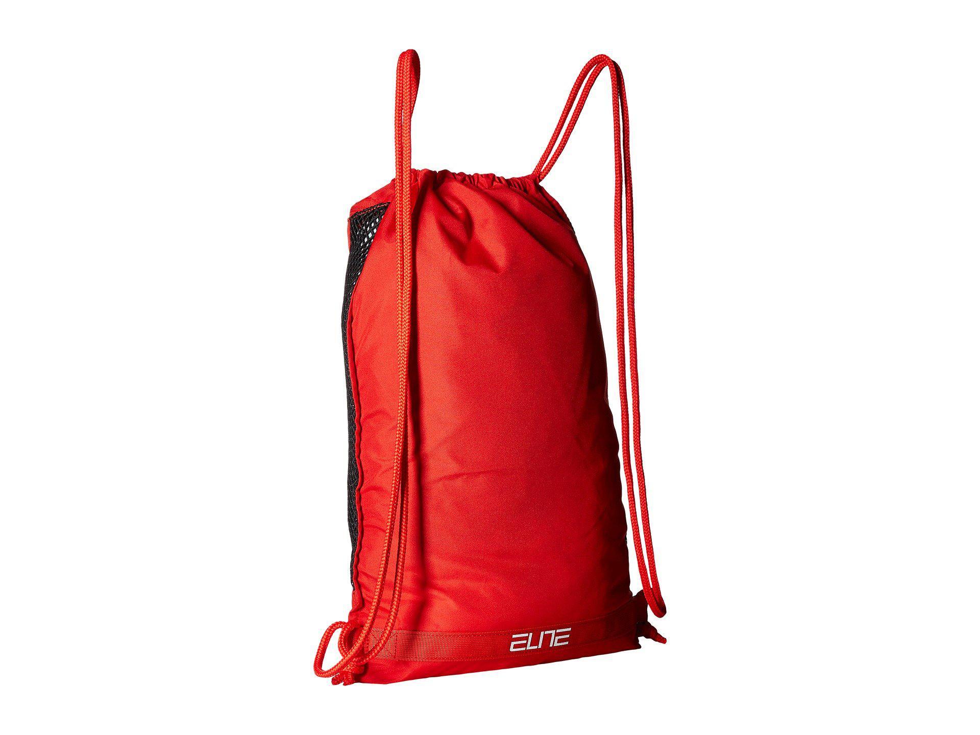 ea8a739f63 Lyst - Nike Hoops Elite Gym Sack (game Royal game Royal white) Bags ...