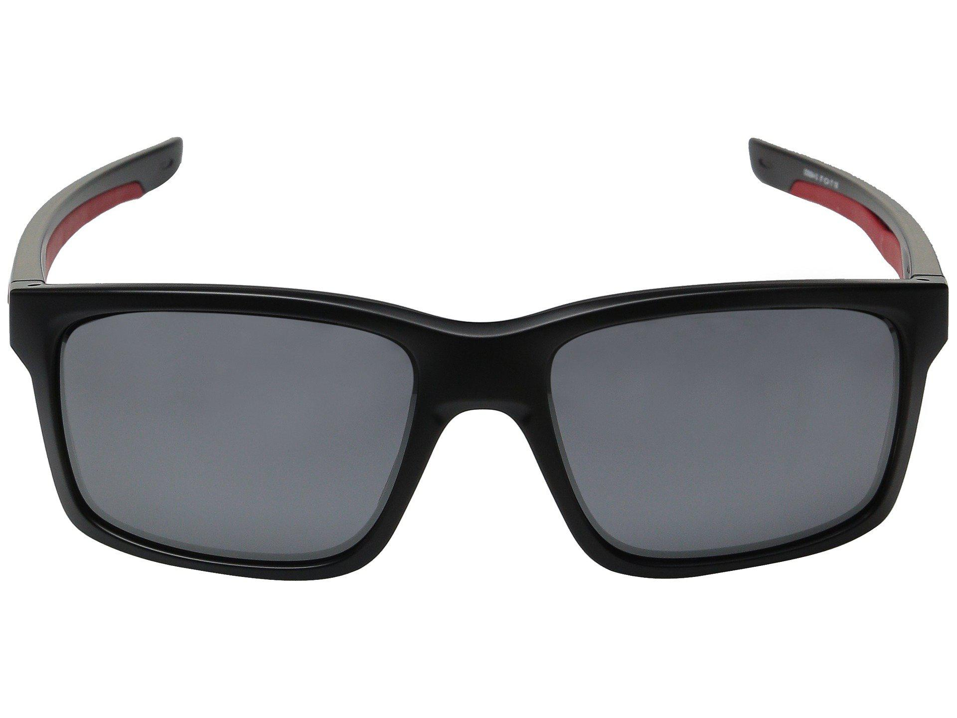 f90ebf7aef Oakley - Mainlink (matte Black black Iridium Polarized) Plastic Frame Fashion  Sunglasses for. View fullscreen