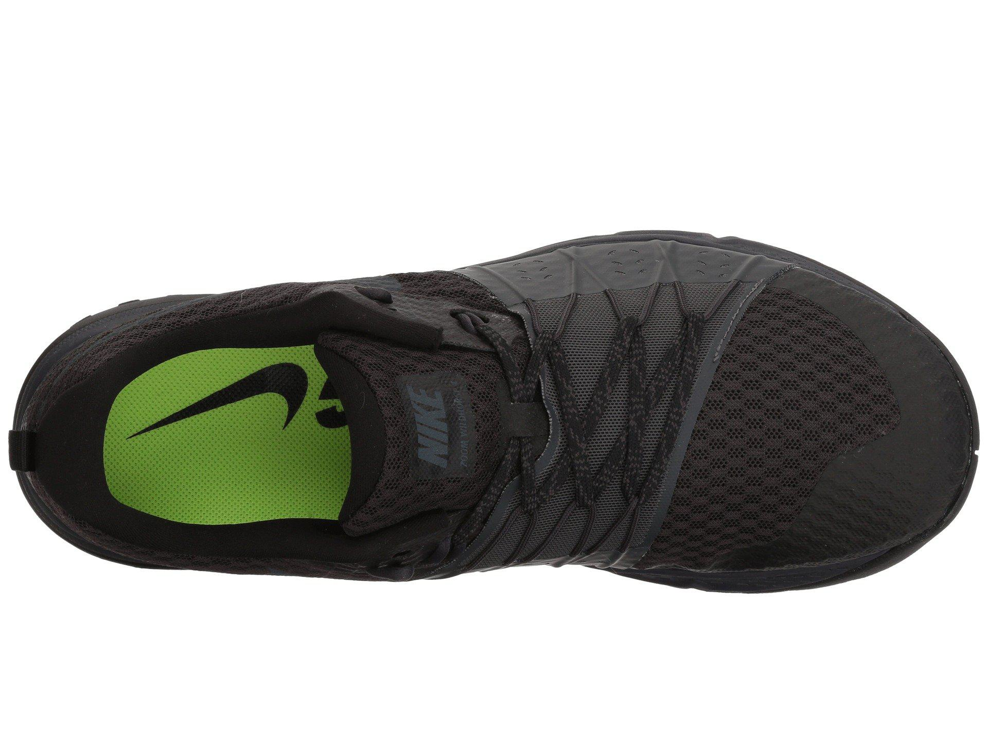 50bf2d66eb0 Lyst - Nike Air Zoom Wildhorse 4 (black anthracite anthracite) Men s ...