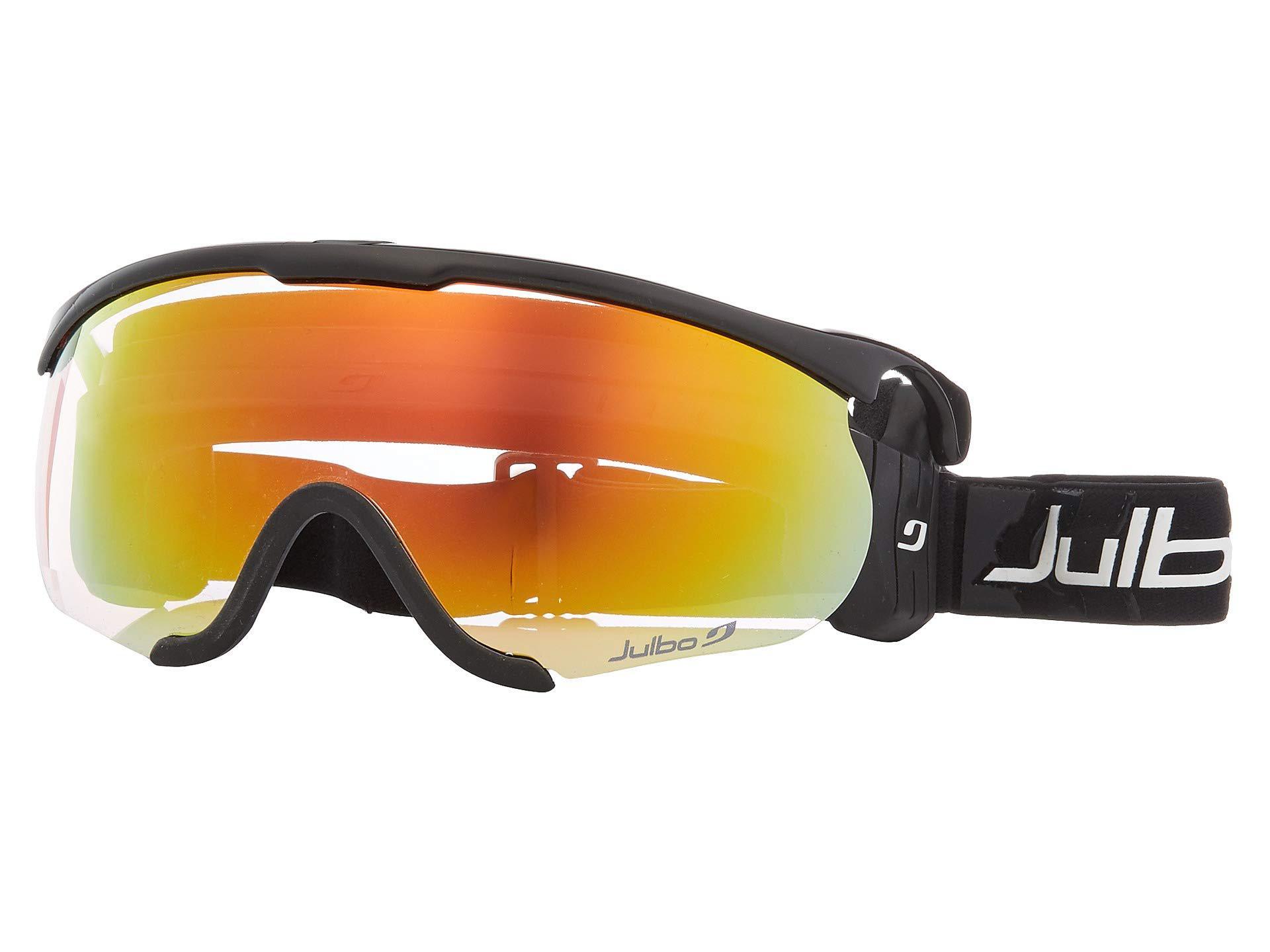 ff317e0e6221d Lyst - Julbo Eyewear Sniper M (black black With Zebra Light ...