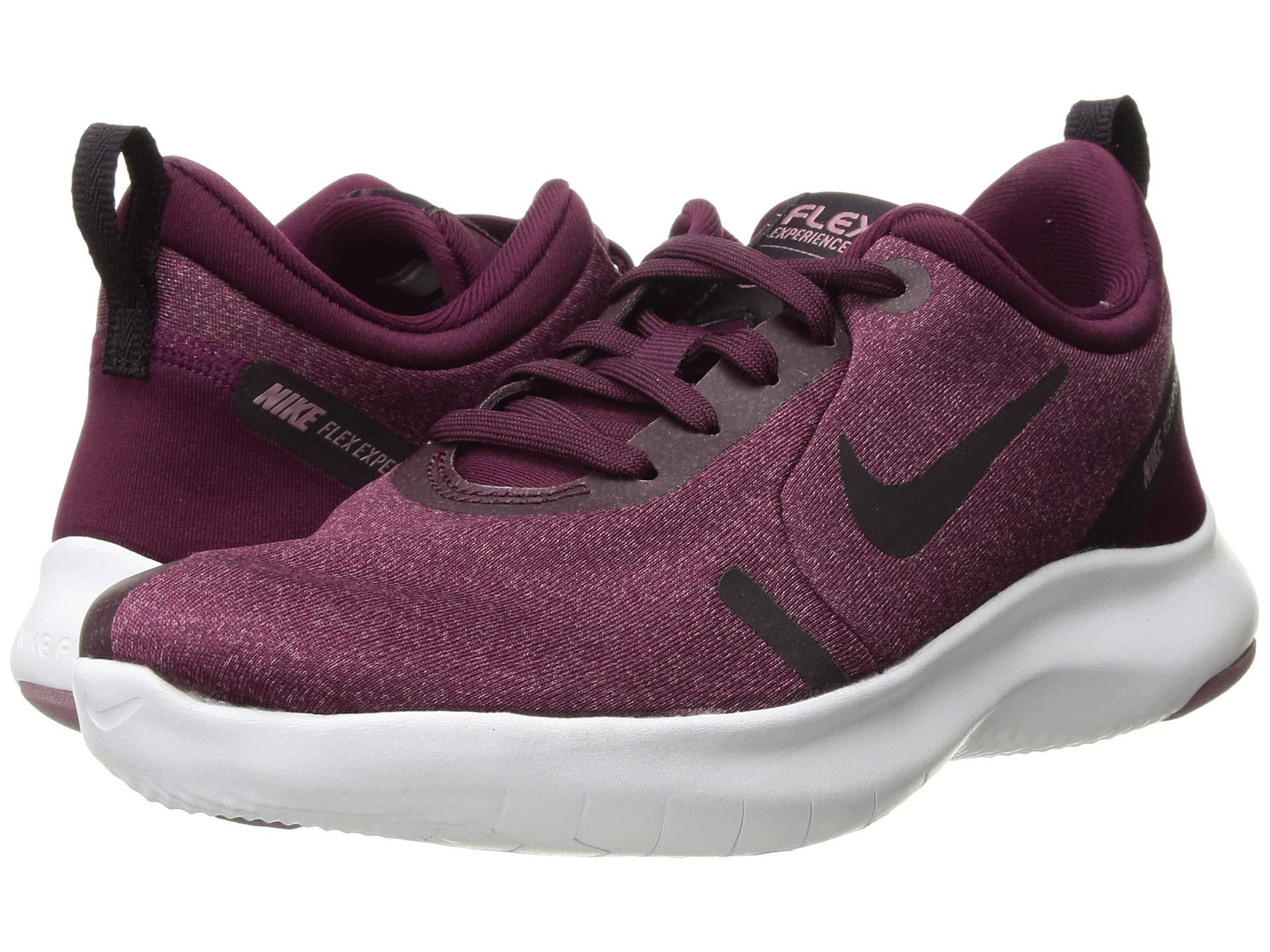 91d4f633b49 Lyst - Nike Flex Experience Run 8 Shoe in Purple - Save 8%