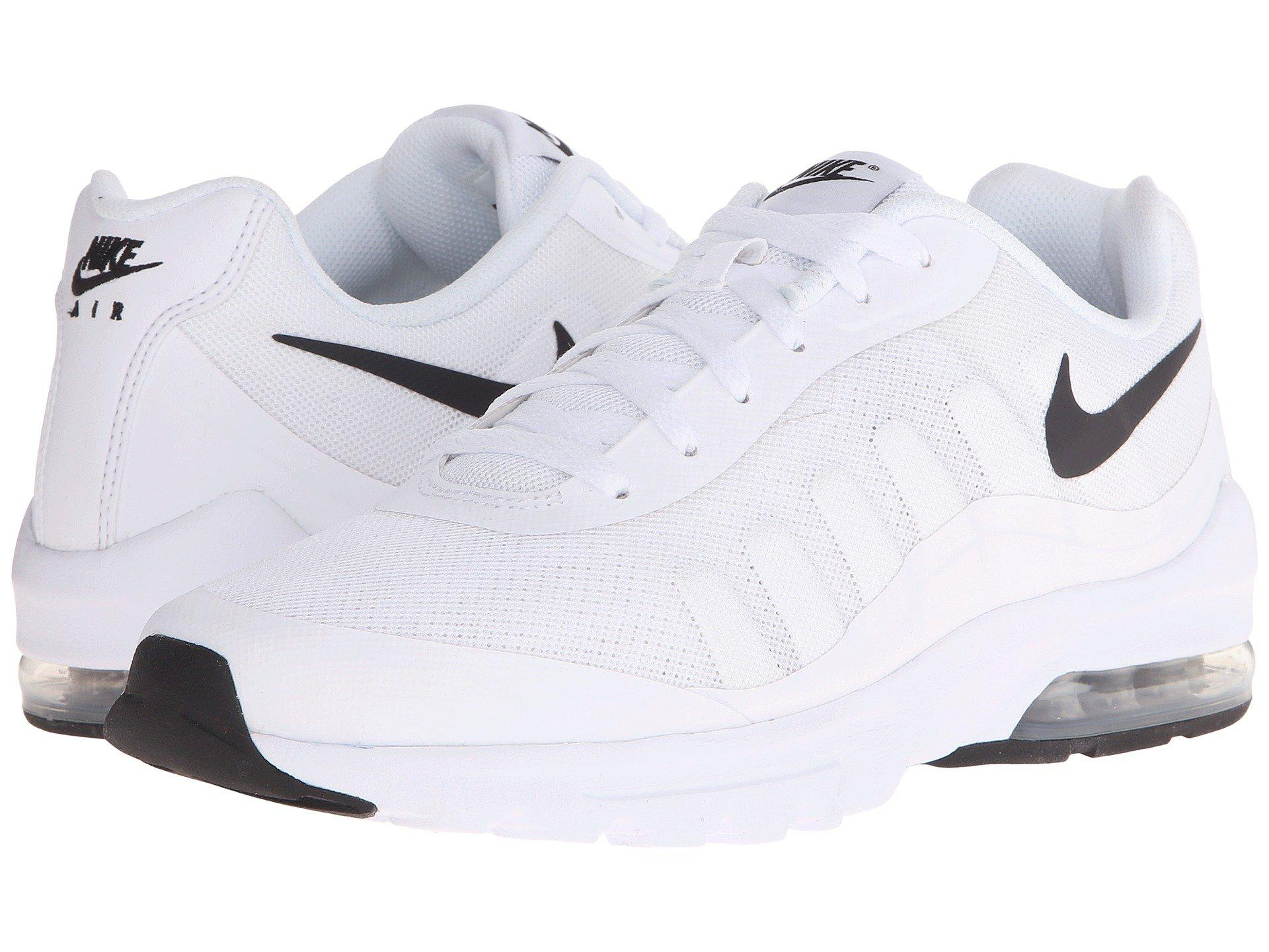 Nike. Men's Black Air Max Invigor