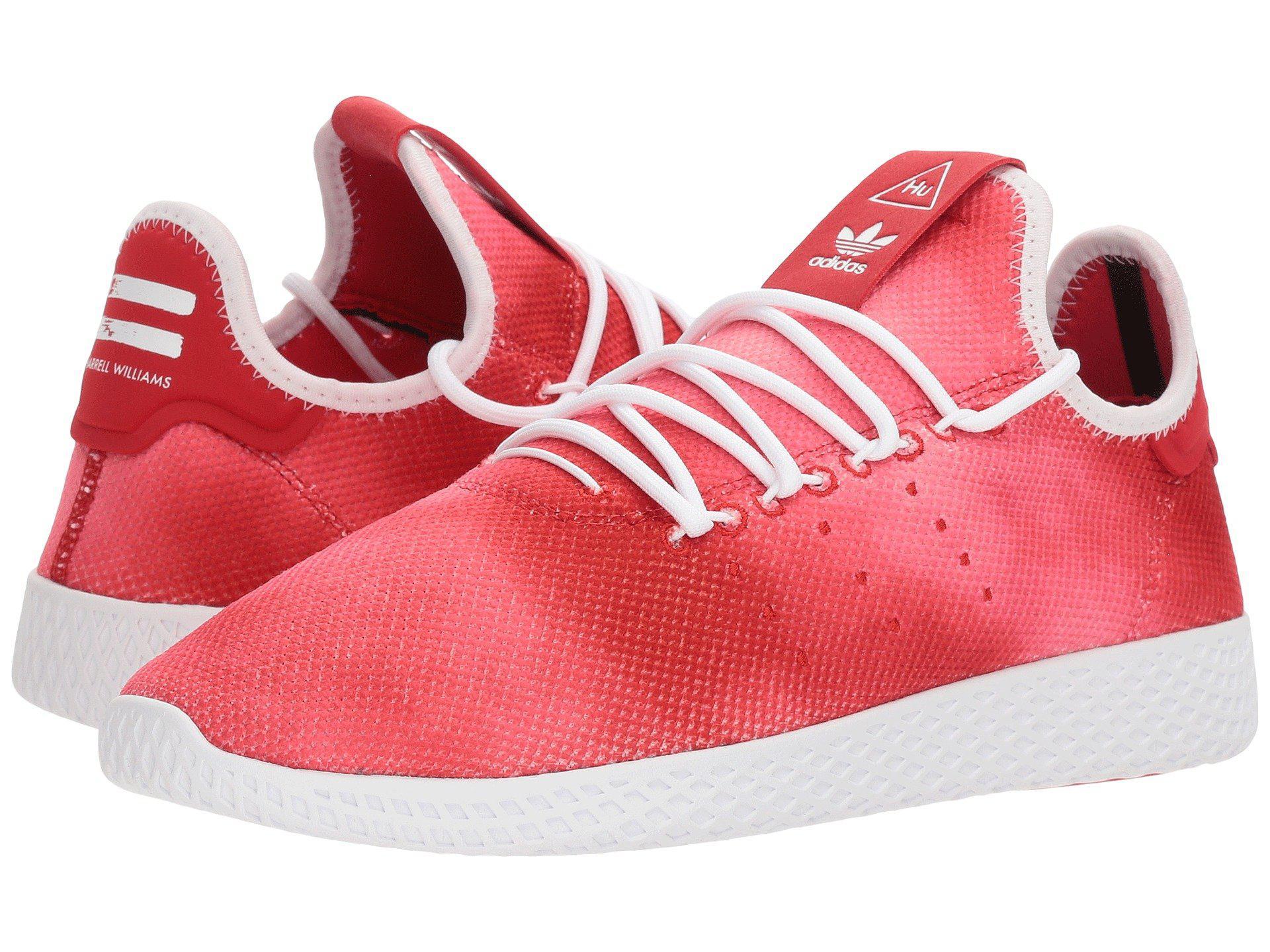 adidas Originals. Men's White Pharrell Williams Tennis Human Race