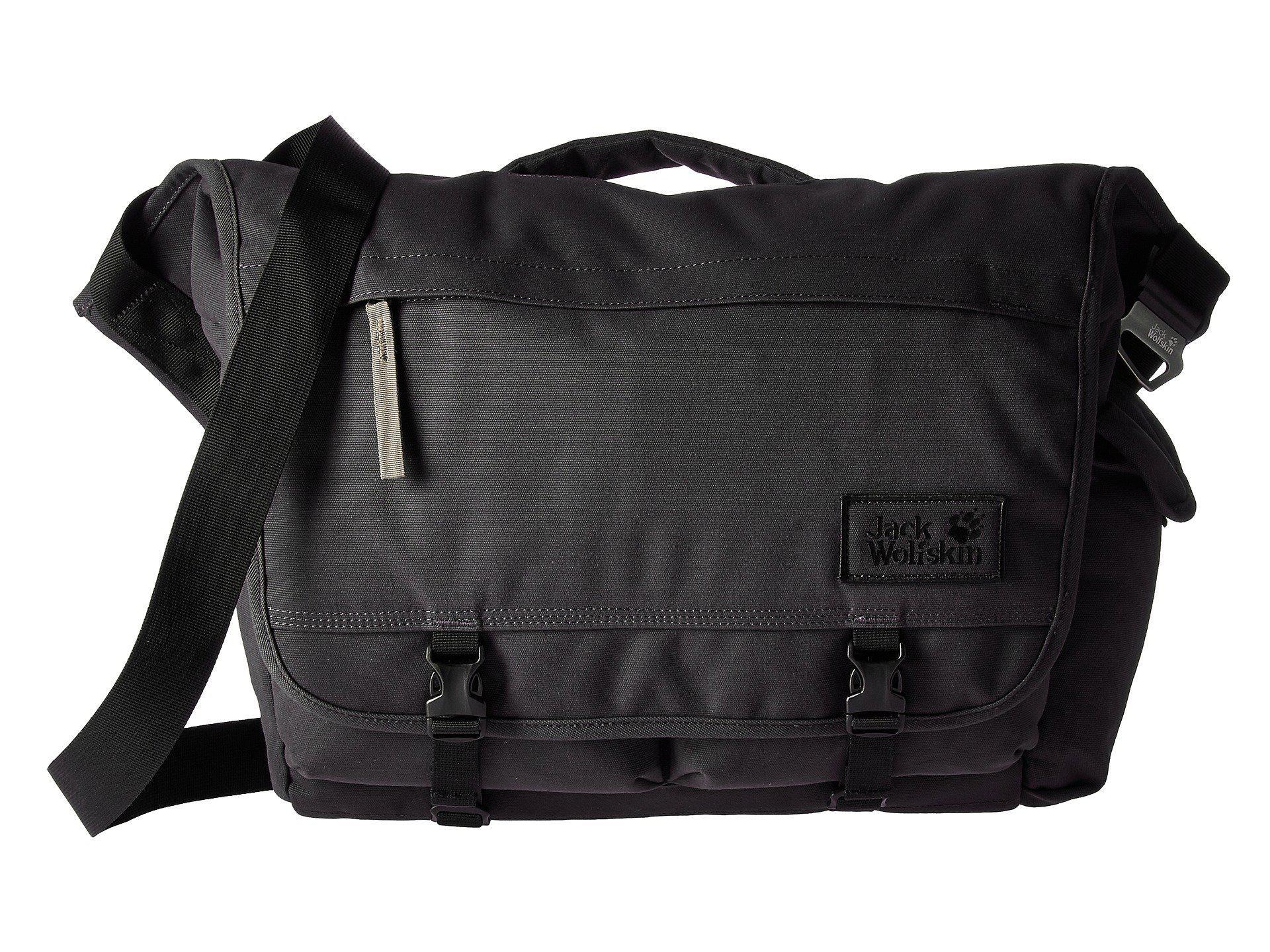 9a2450b24c8 Jack Wolfskin Sky Pilot 15 Bag (phantom) Bags in Black for Men - Lyst