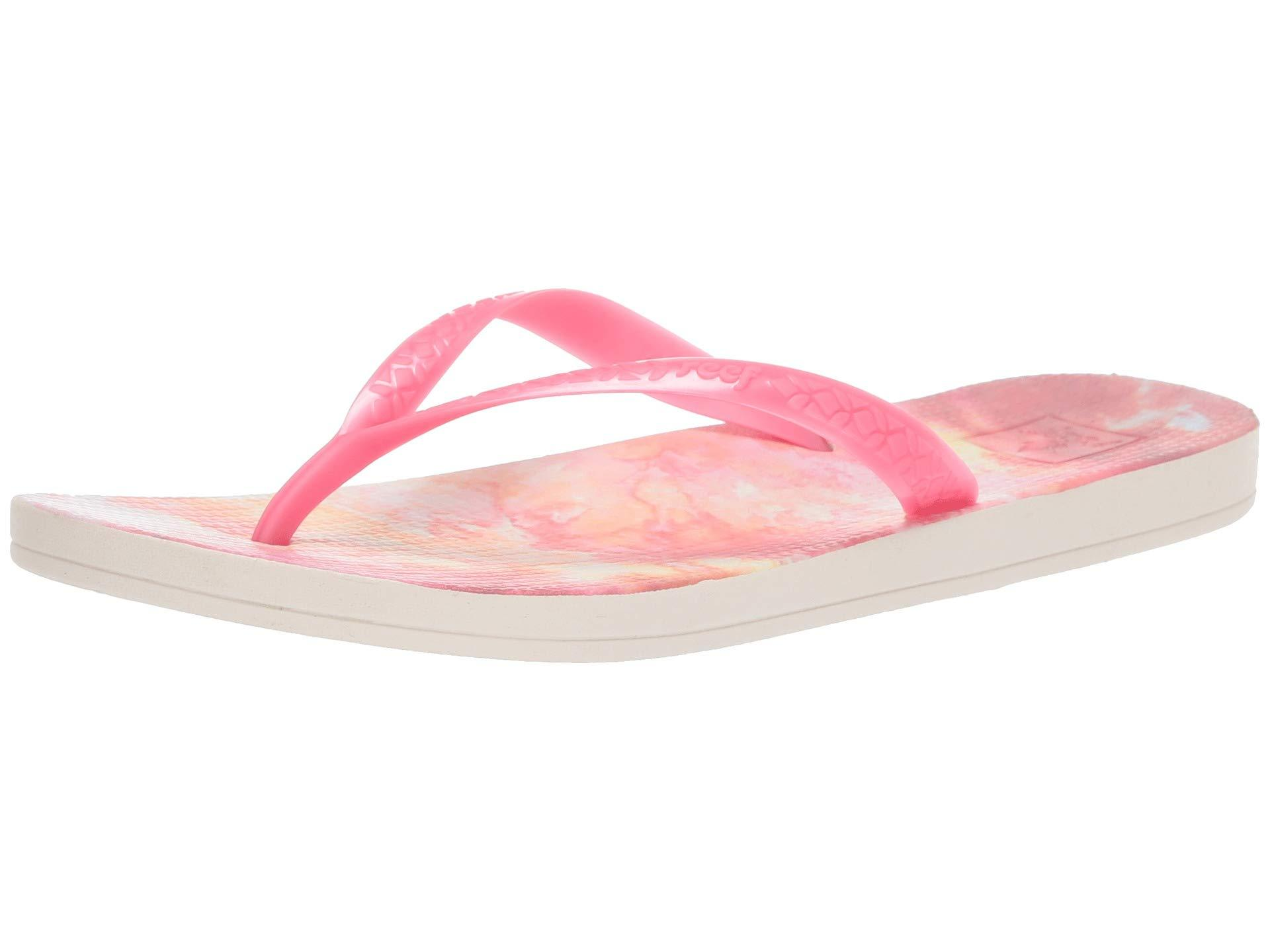 fc8d497999f3 Reef - Pink Escape Lux Print (leopard) Women s Sandals - Lyst. View  fullscreen