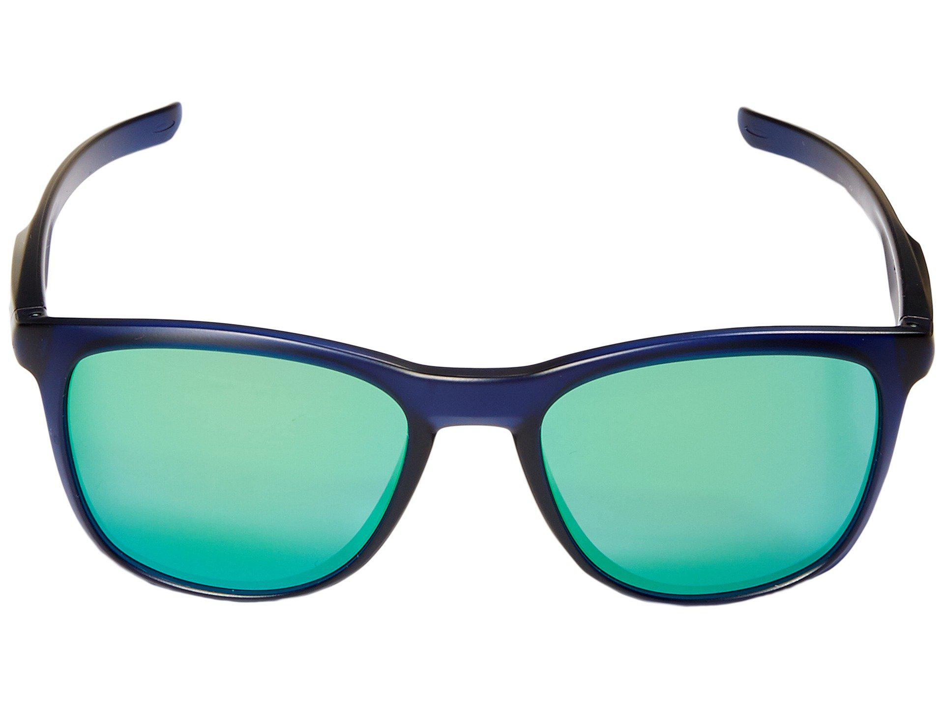 d3311a3b337 Oakley - Blue Trillbe X (matte Black Ink violet Iridium Polarized) Fashion  Sunglasses. View fullscreen