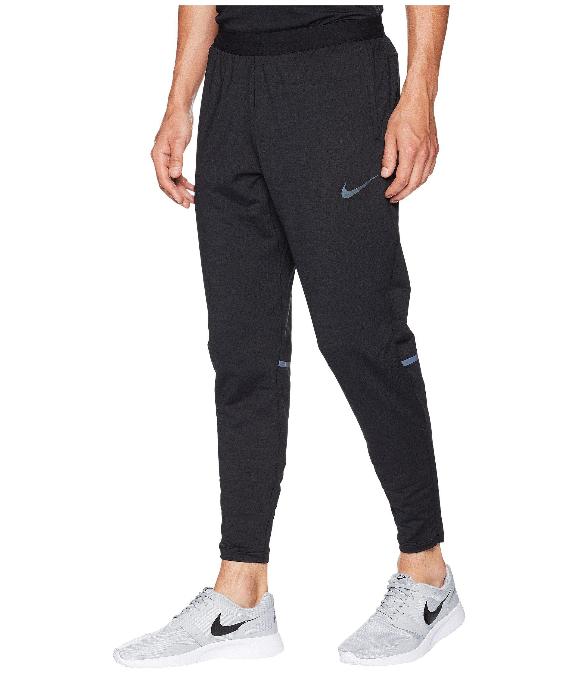 1e4356e9a06 Lyst - Nike Phenom Pants (black) Men s Casual Pants in Black for Men