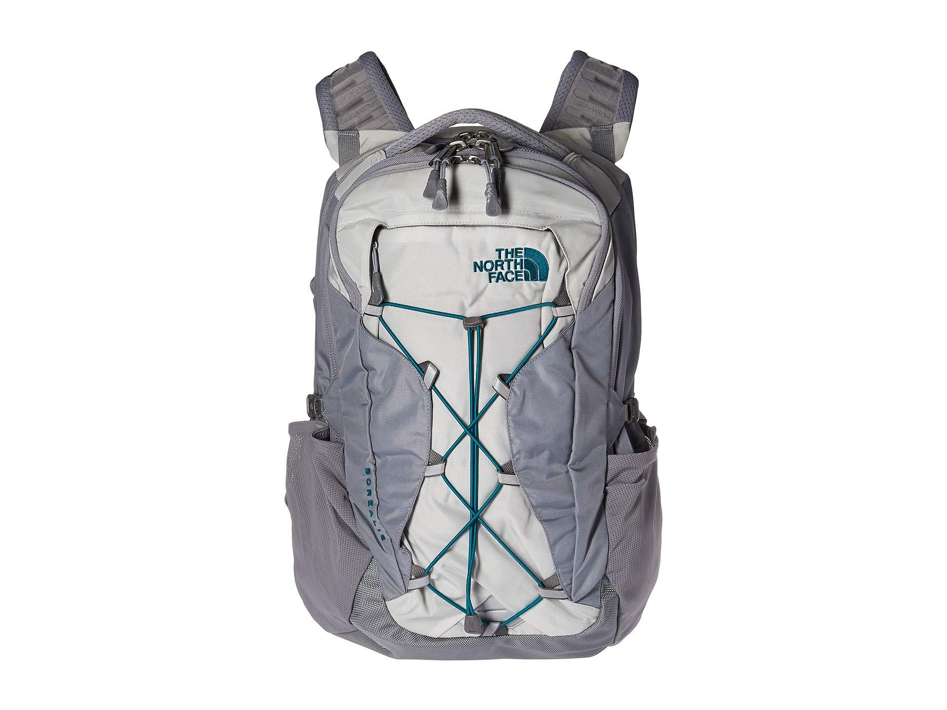 00f742844de Lyst - The North Face Women s Borealis (tin Grey mid Grey) Backpack ...
