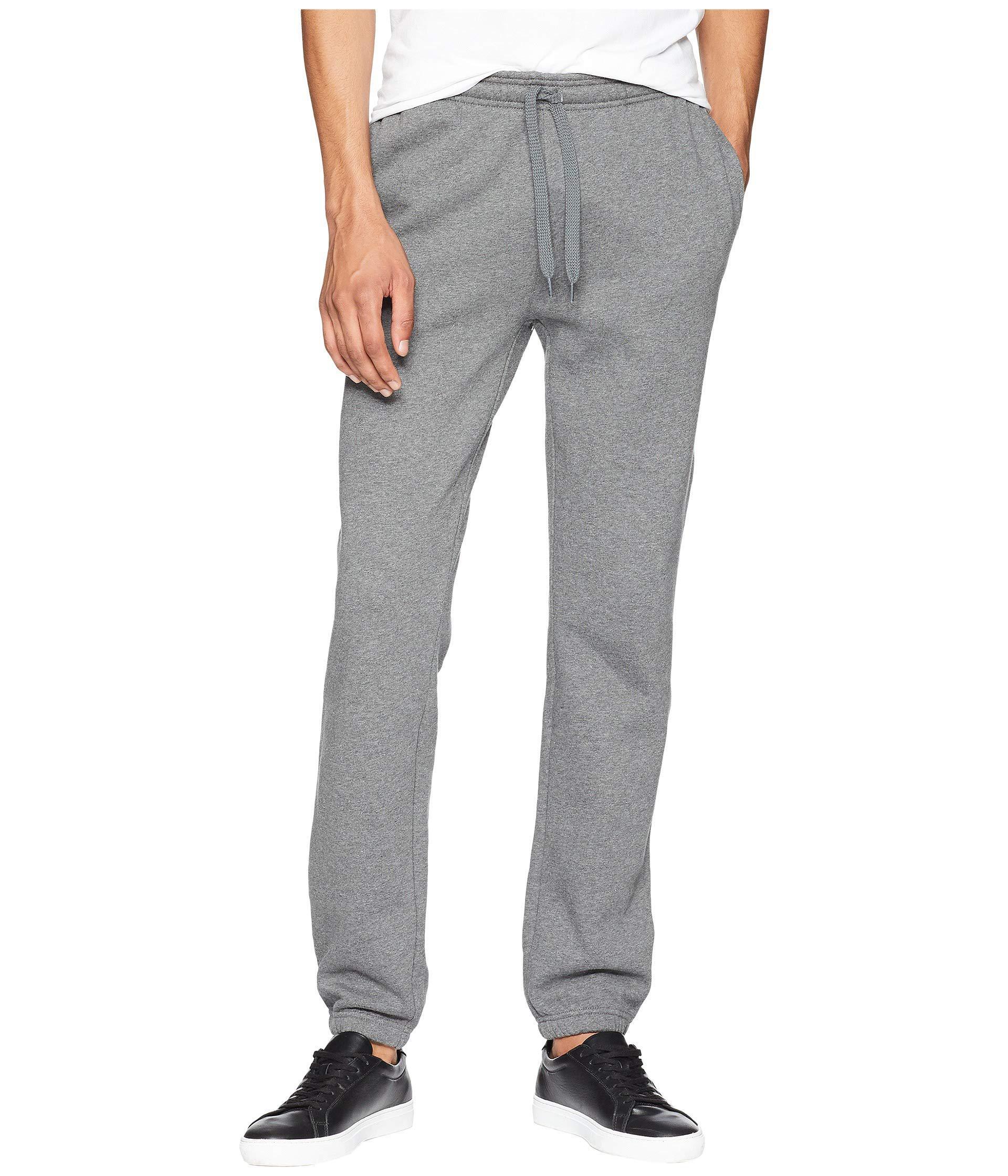 Lyst - Lacoste Sport Fleece Tennis Pants (pitch) Men s Casual Pants ... 9fc39077207b