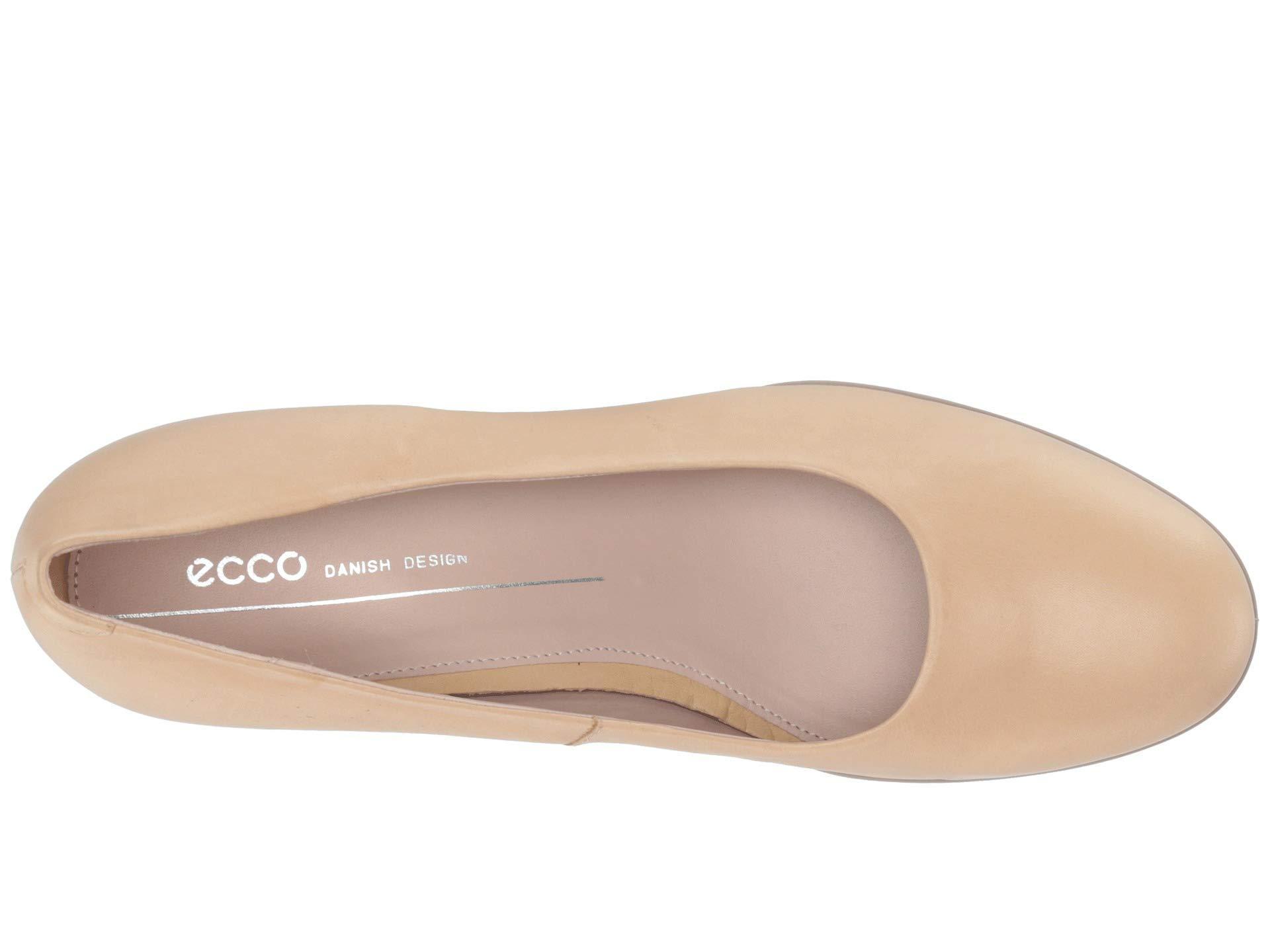 37bbd89f Ecco - Multicolor Shape 35 Mod Block Pump (powder Calf Leather) High Heels  -. View fullscreen