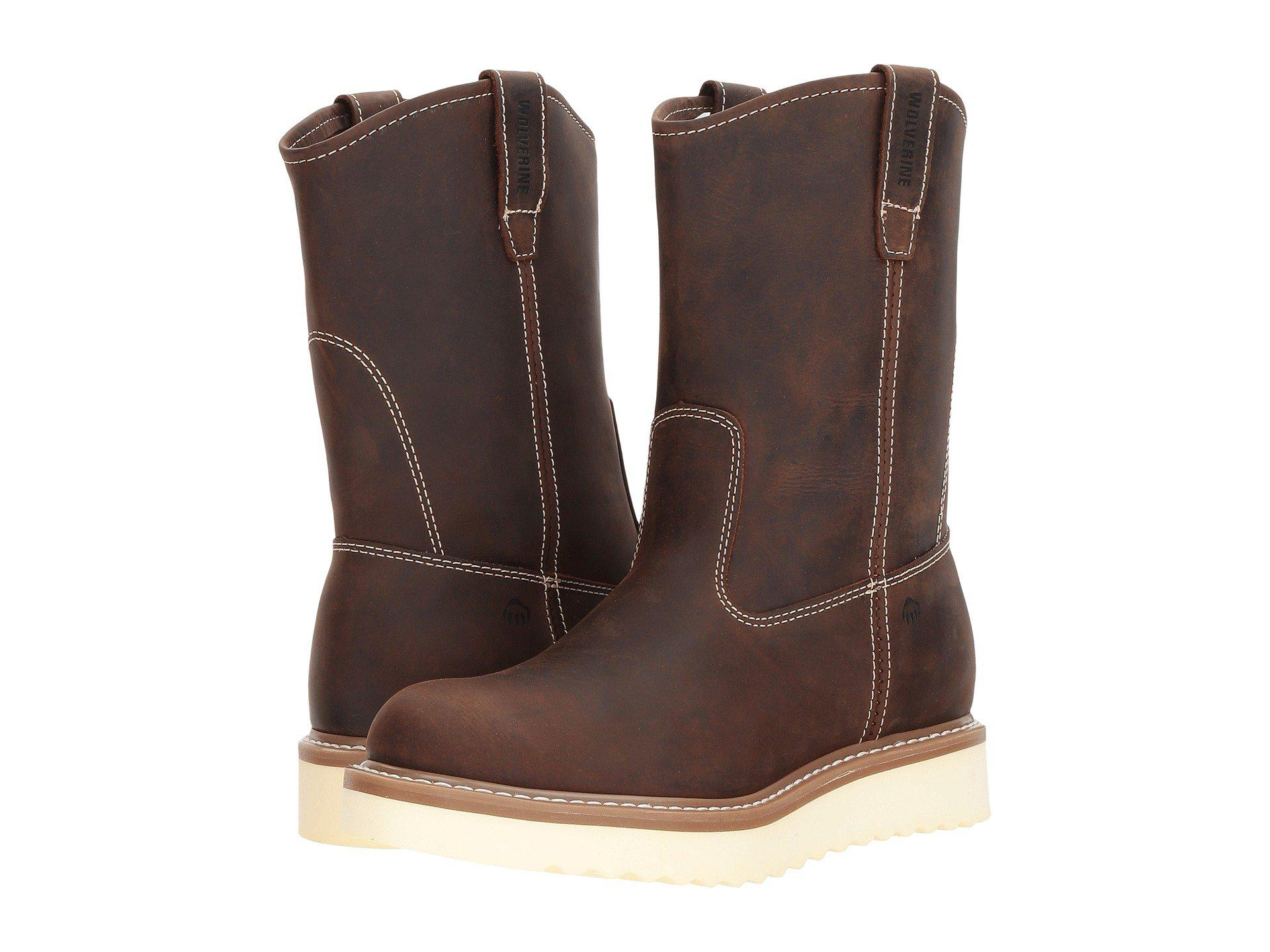 081b88f5a6f Lyst - Wolverine Loader 10 Boot (brown) Men's Boots in Brown