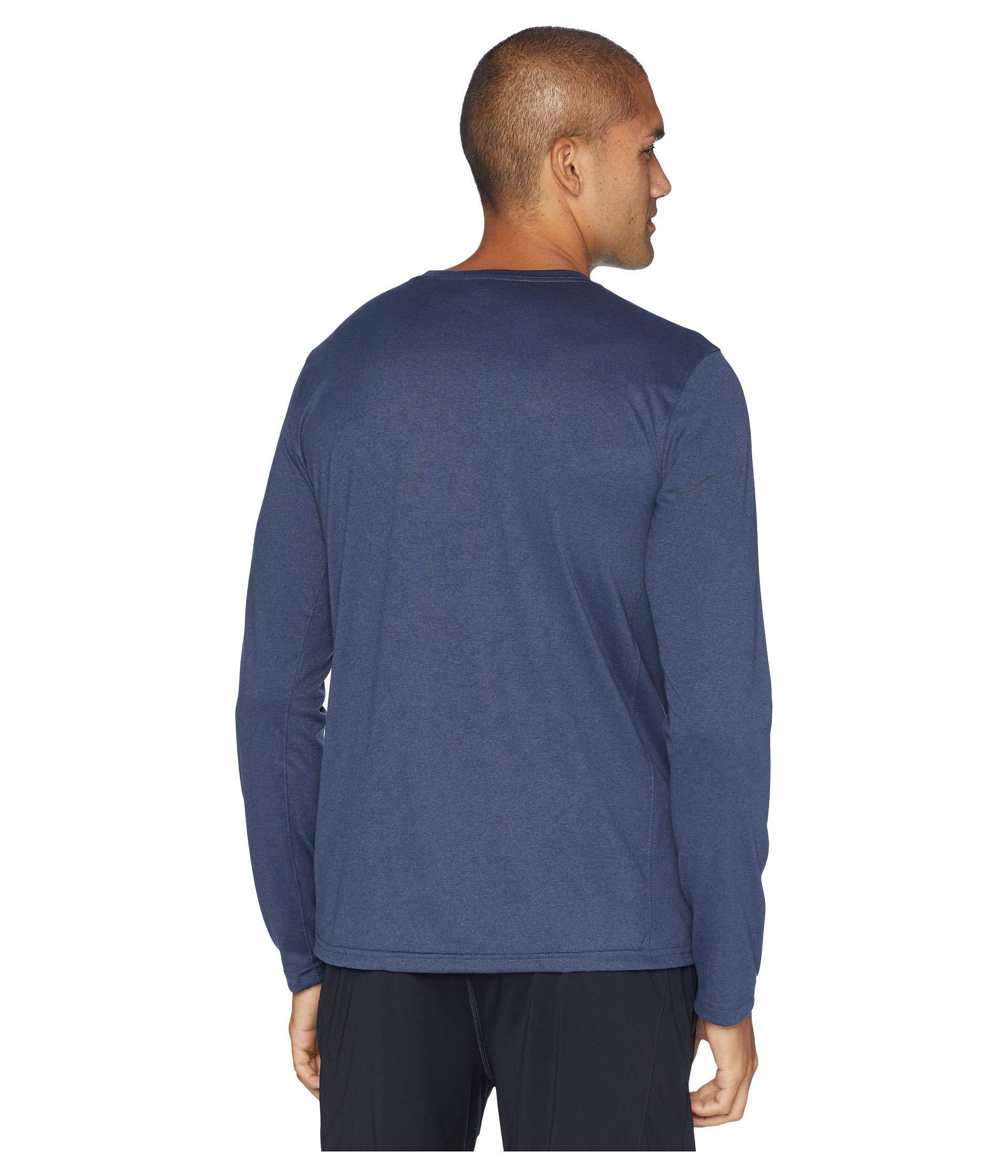 e3bbb59a Nike Tee Long 2 T 0 Lyst whiteblackblack Sleeve Legend Men's aWIYwqdq
