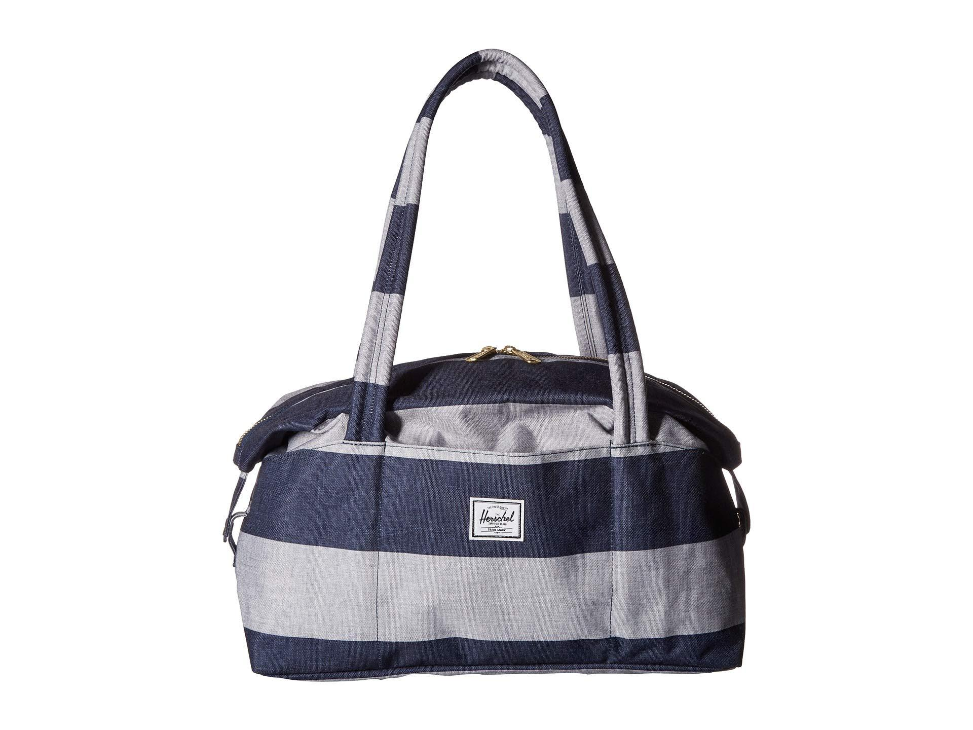 ef54ec485f24 Lyst - Herschel Supply Co. Strand X-small (border Stripe) Tote ...