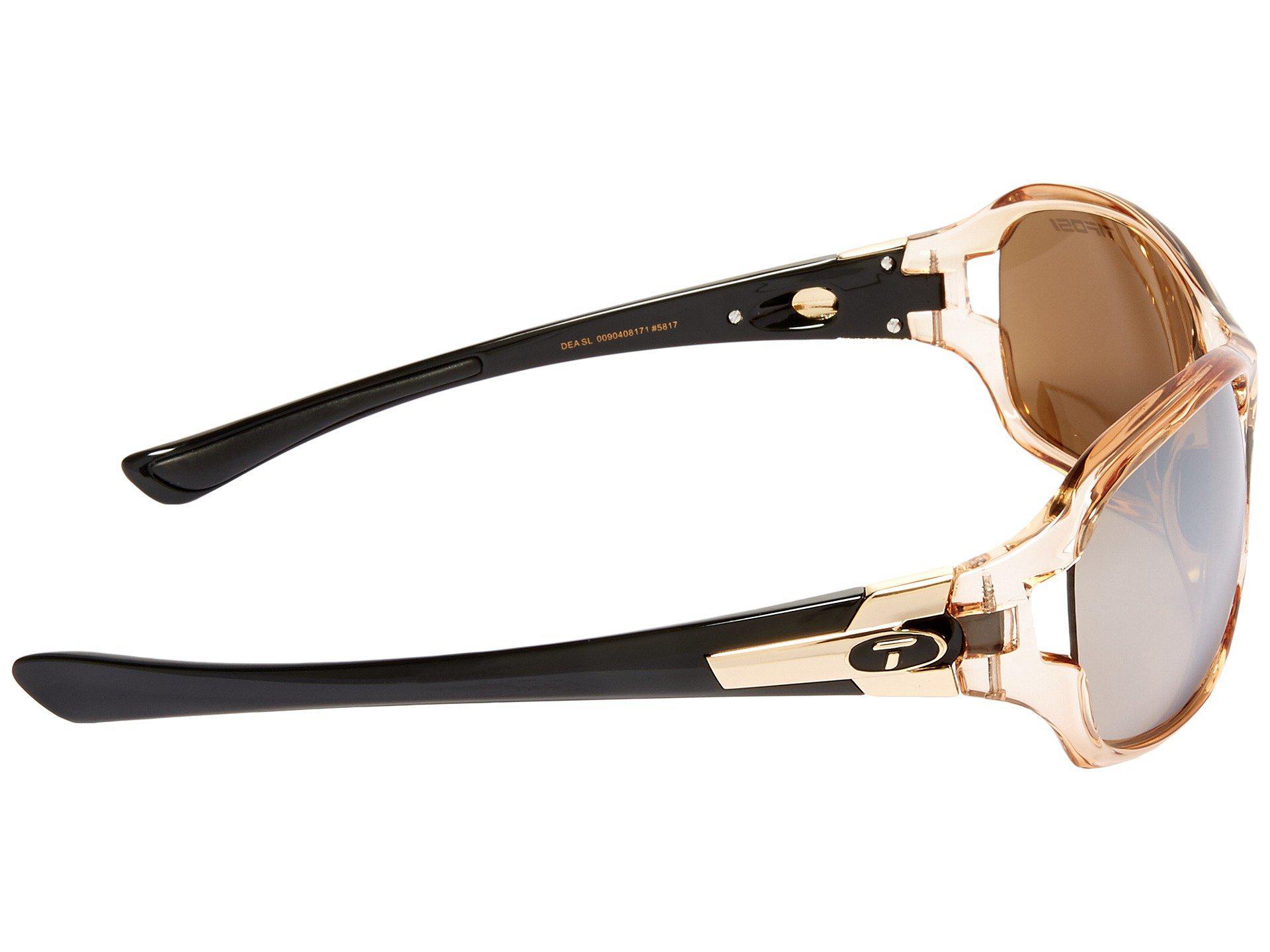 5253d64ef5 Tifosi Optics - Dea Sl (crystal Brown black) Sport Sunglasses - Lyst. View  fullscreen