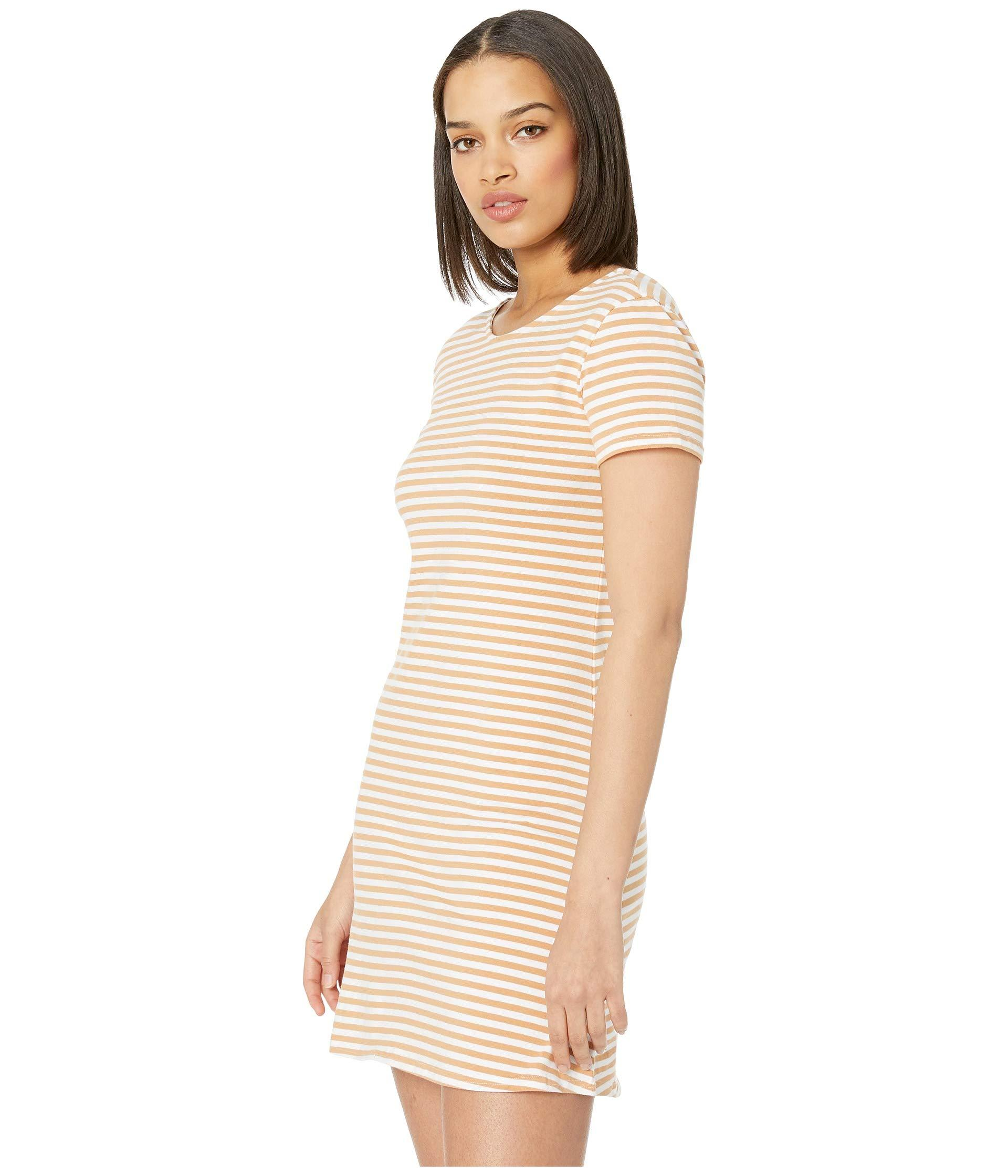 9456edb19ef Lyst - Volcom Looking Out Dress (camel) Women s Dress in Natural