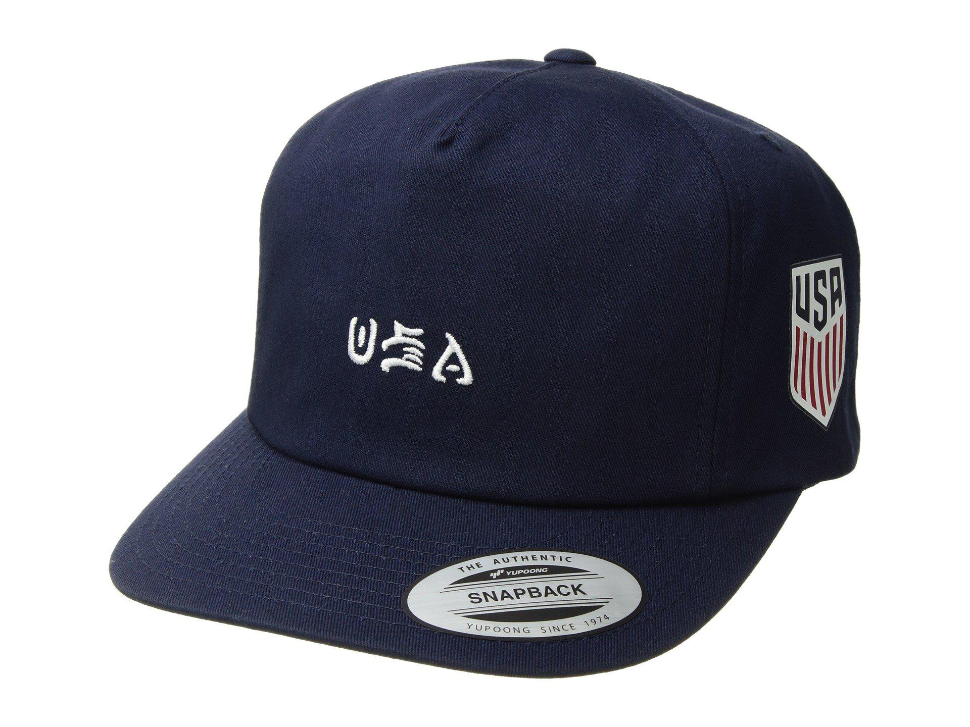 online store c6d6f 7f013 inexpensive hurley. mens blue usa national team hat faffb 1dbf2