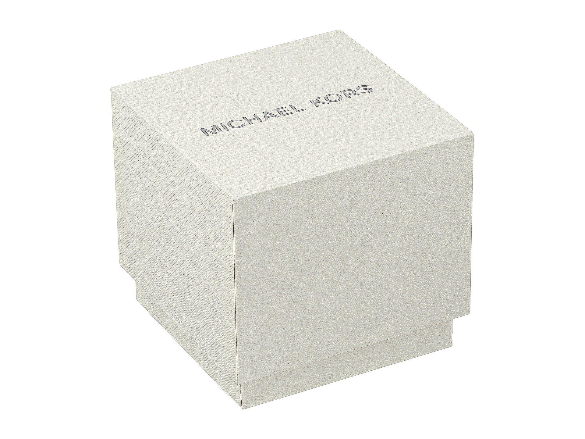 006e49dae31b Lyst - Michael Kors Mk6557 - Bradshaw in Metallic for Men