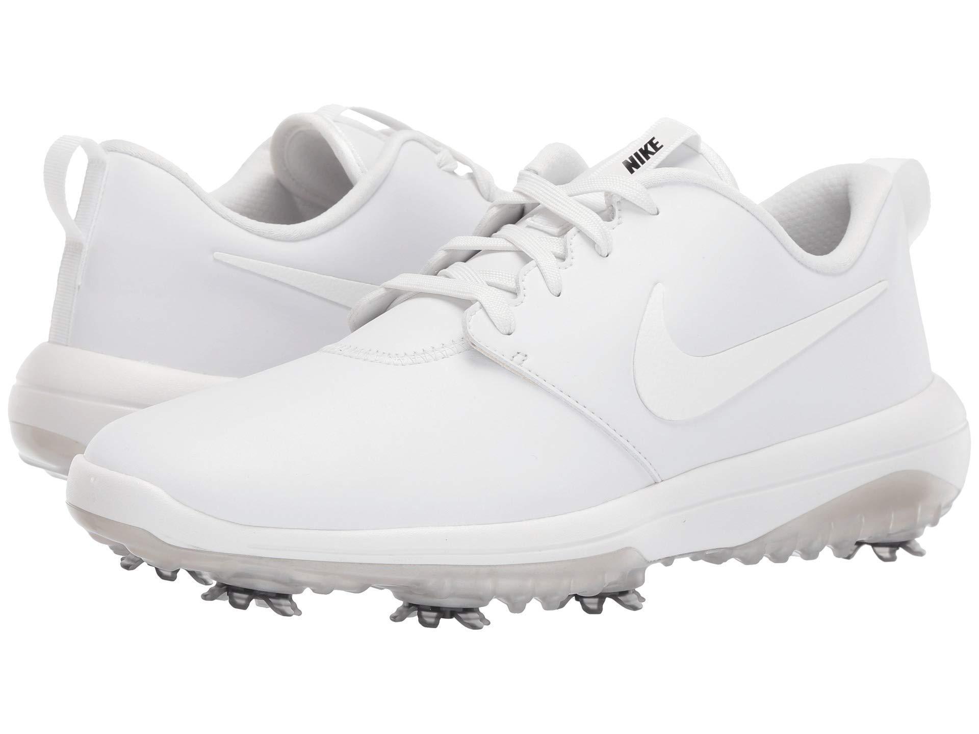 low priced 99723 6333a Nike - Roshe G Tour (pure Platinum black white volt Glow). View fullscreen