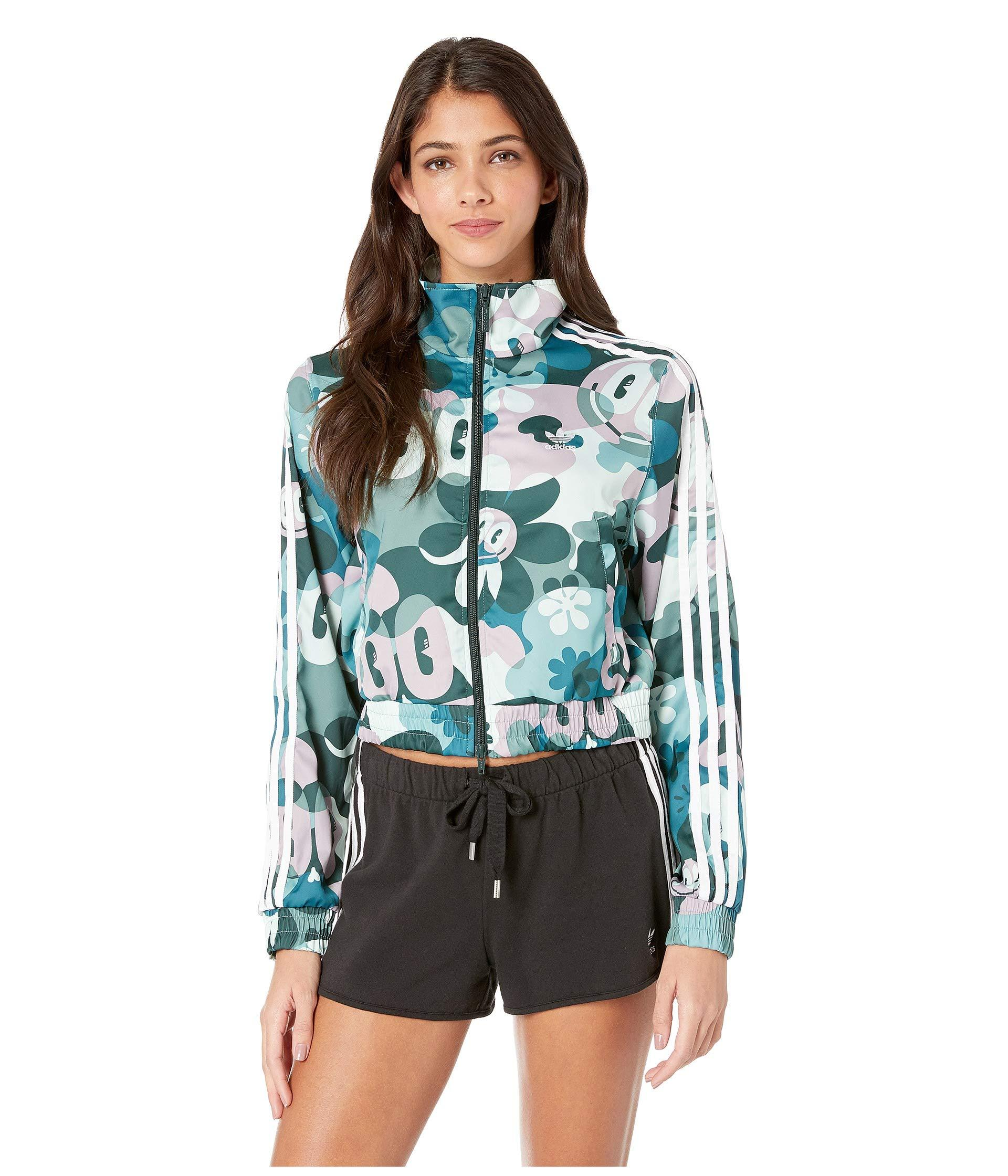 eb56f873bf44 Adidas Originals - Contemporary Bb Track Jacket (multicolor) Women s  Clothing - Lyst. View fullscreen