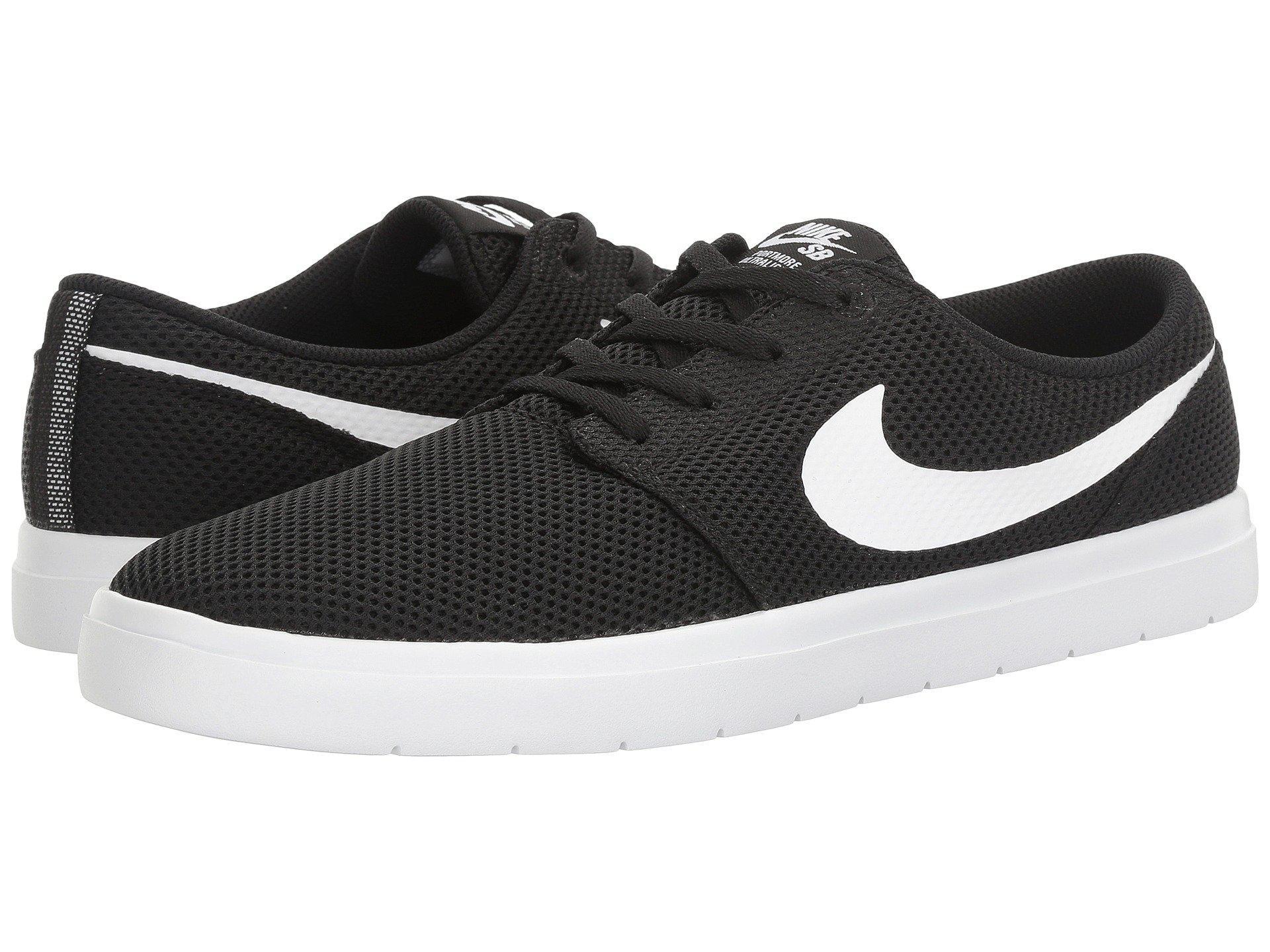 4fdd365d18118c Nike. Portmore Ii Ultralight (black black anthracite) Men s Skate Shoes