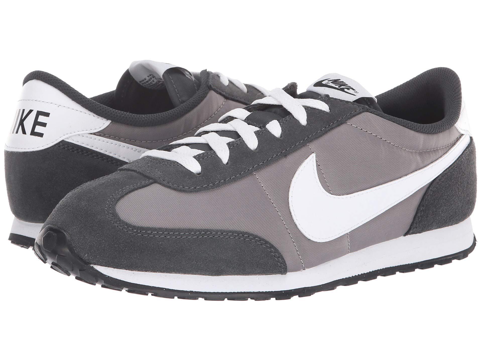 c2b0665e6efff Lyst - Nike Mach Runner (sport Grey white anthracite black) Men s ...