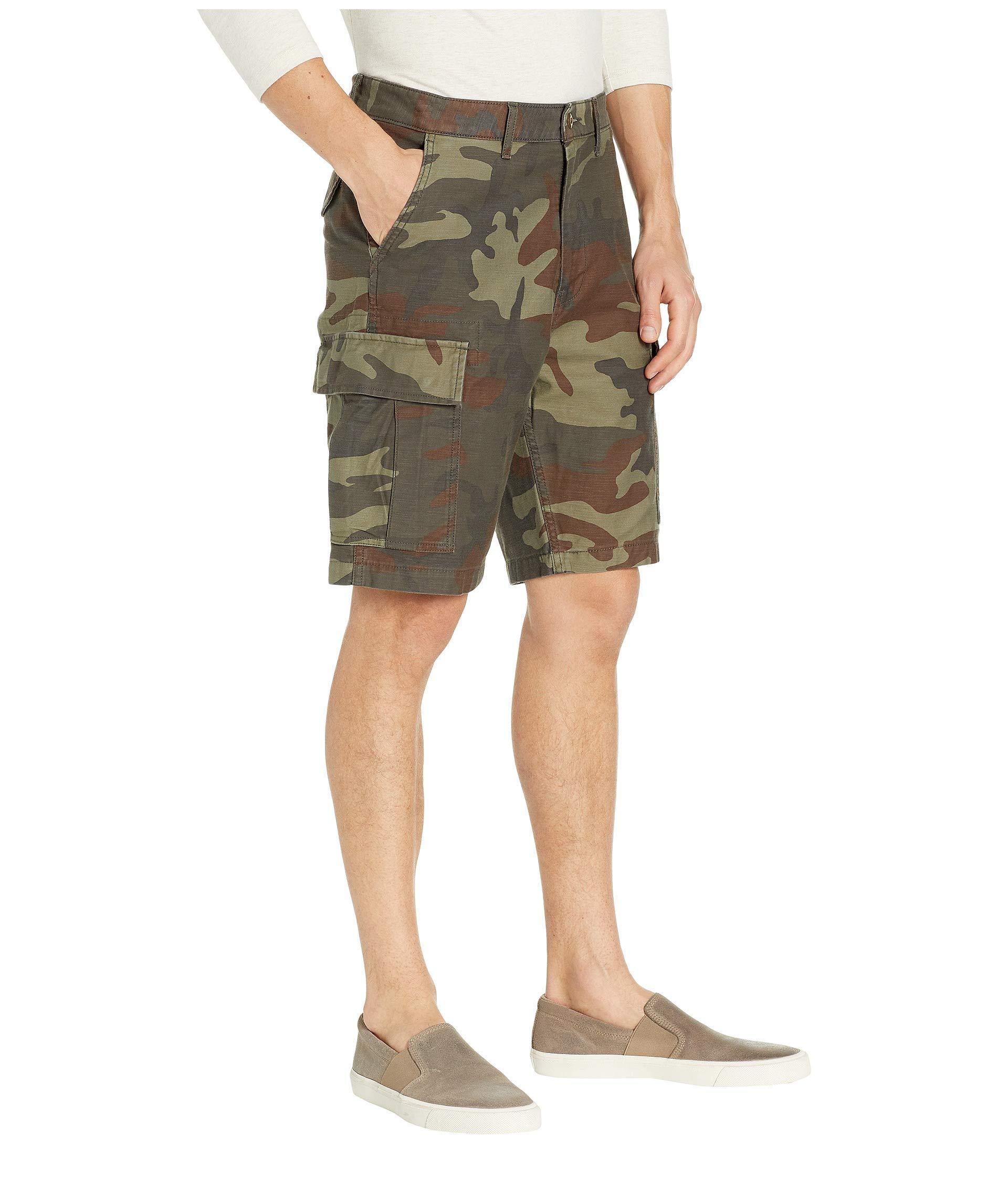 2a791b2fa8 Levi's Levi's(r) Mens Carrier Cargo Shorts (black/ripstop) Men's ...