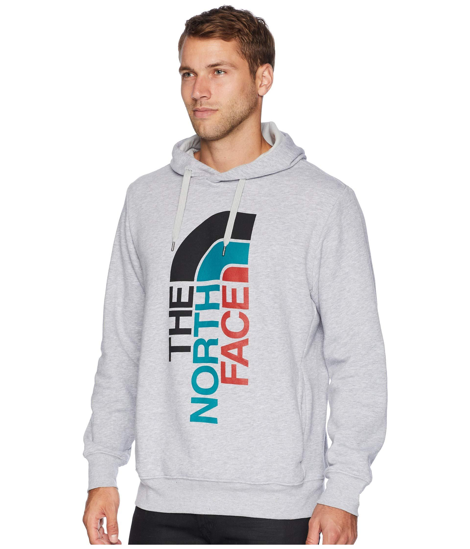 de3be8166 The North Face Trivert Pullover Hoodie (tnf Medium Grey Heather ...