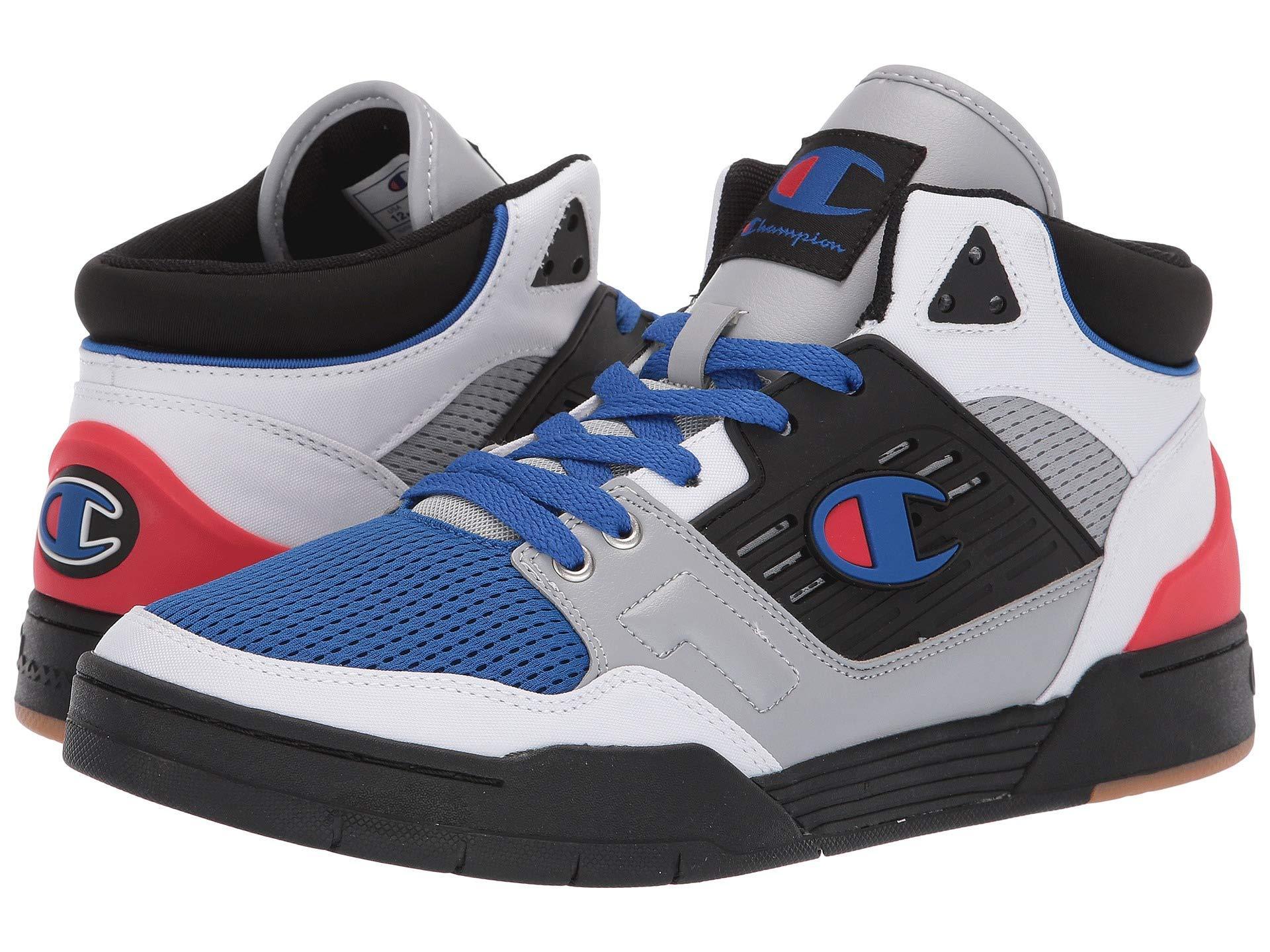 60840f9f31ac1 Lyst - Champion 3 On 3 Sp Block (black Multi) Men s Classic Shoes in ...