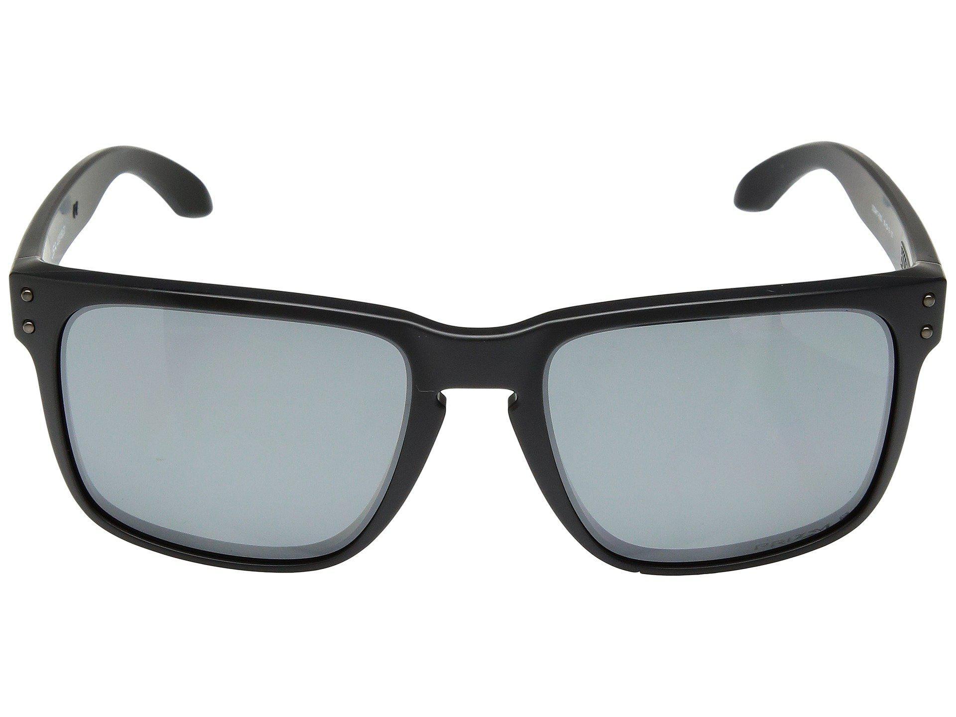 3023a1e32b Oakley - Holbrook Xl (matte Black W  Prizm Black Polarized) Athletic  Performance Sport. View fullscreen