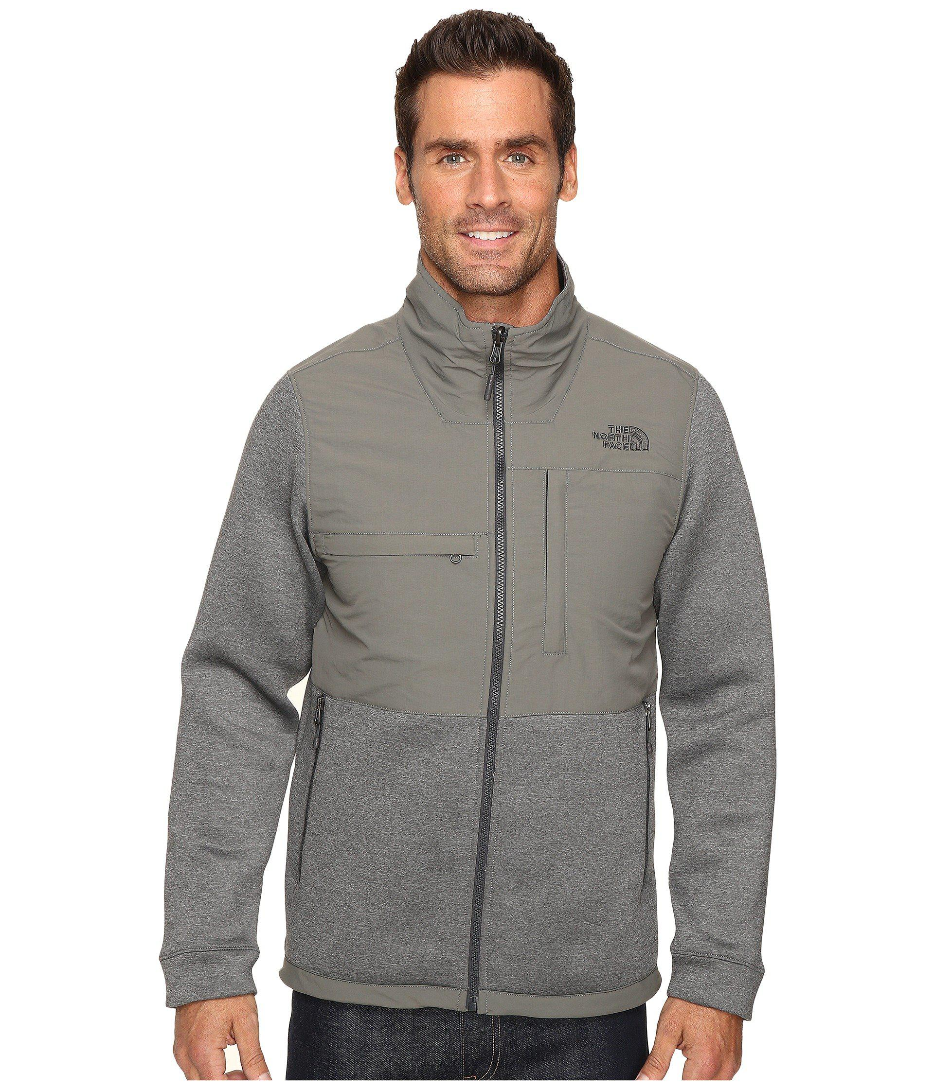 e34879f4e The North Face Novelty Denali Jacket in Gray for Men - Lyst