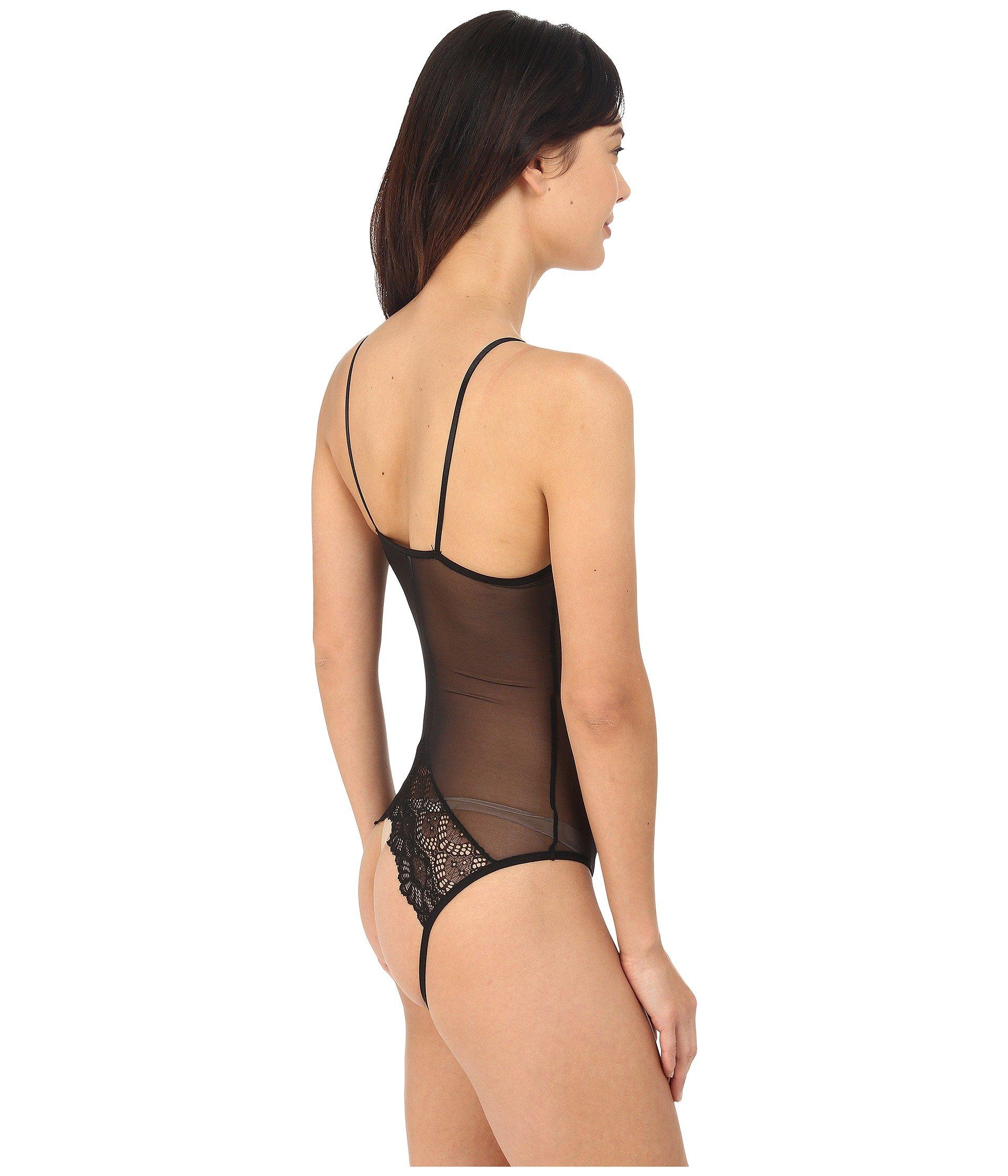 3f837d27e73 Only Hearts - Black Whisper Sweet Nothings Coucou Bodysuit (white) Women s  Jumpsuit   Rompers. View fullscreen