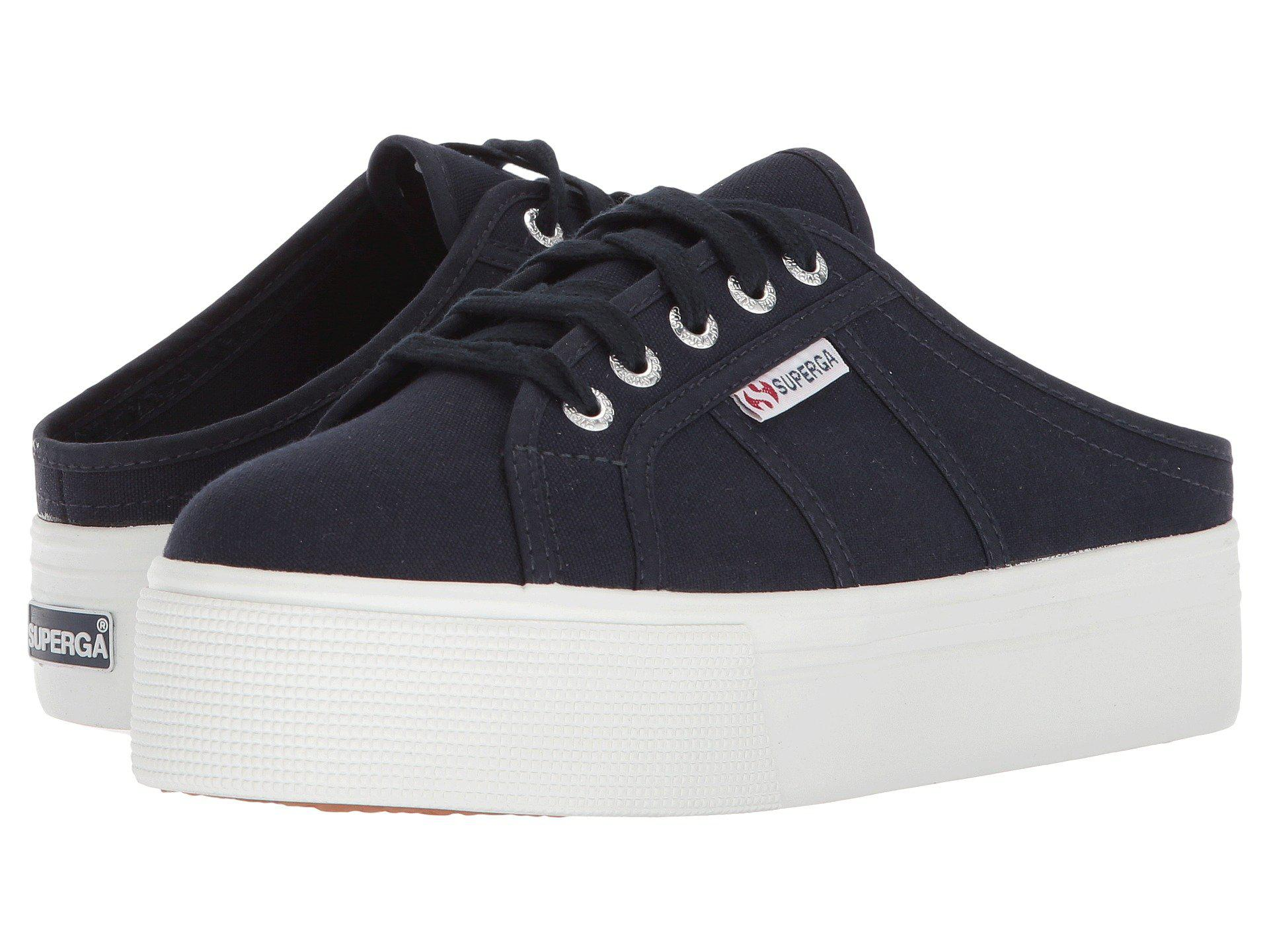 Superga2284 Vcotw Platform Sneaker Mule