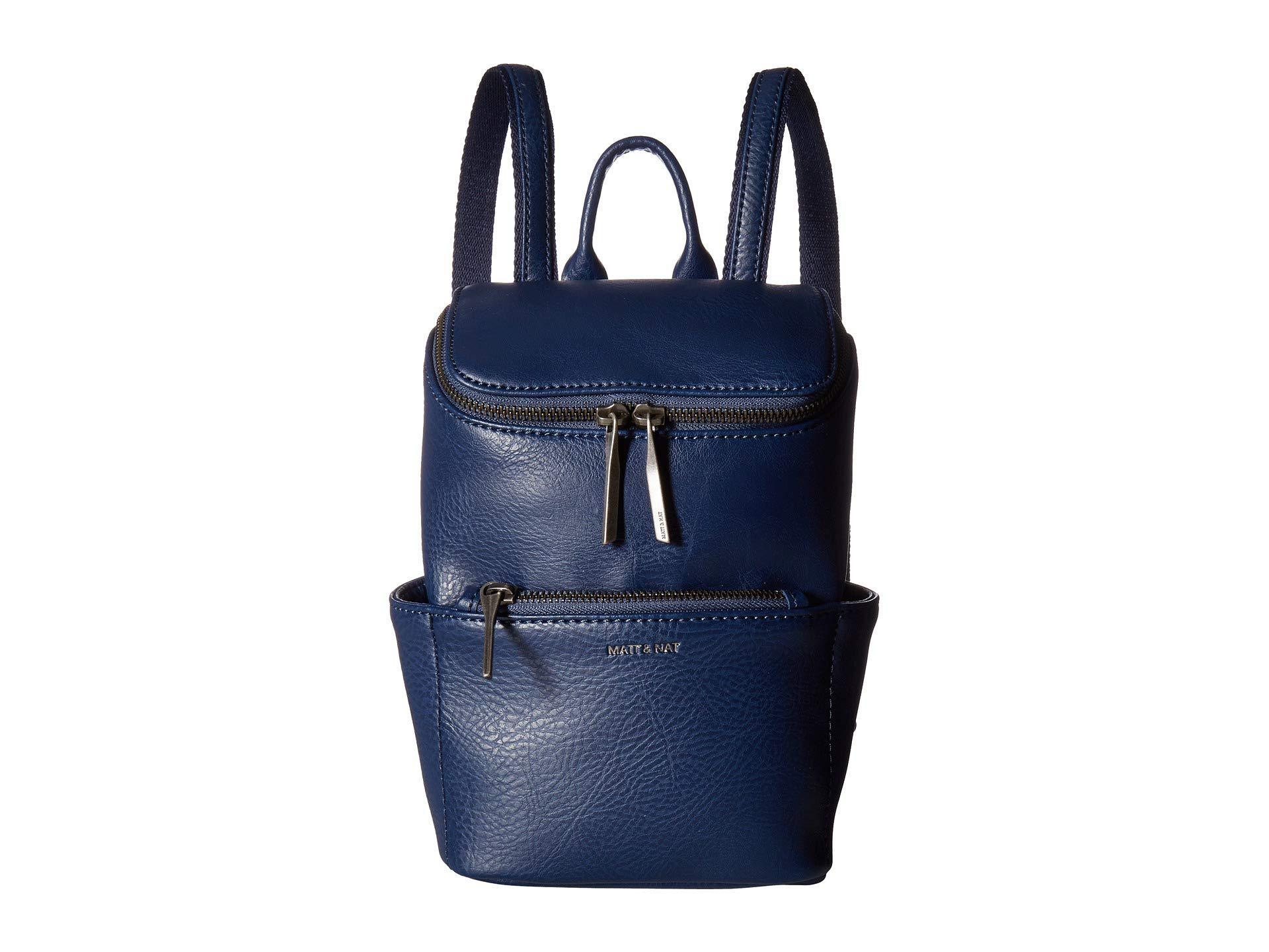 222675fc3c5 Lyst - Matt   Nat Brave Mini (allure) Handbags in Black