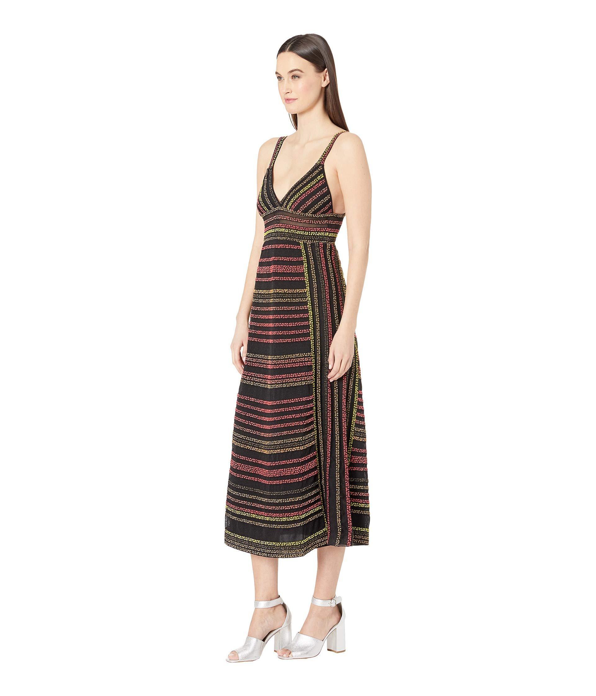 557e64b6e55 Lyst - M Missoni Popcorn Jacquard Long Dress (black) Women s Dress in Black