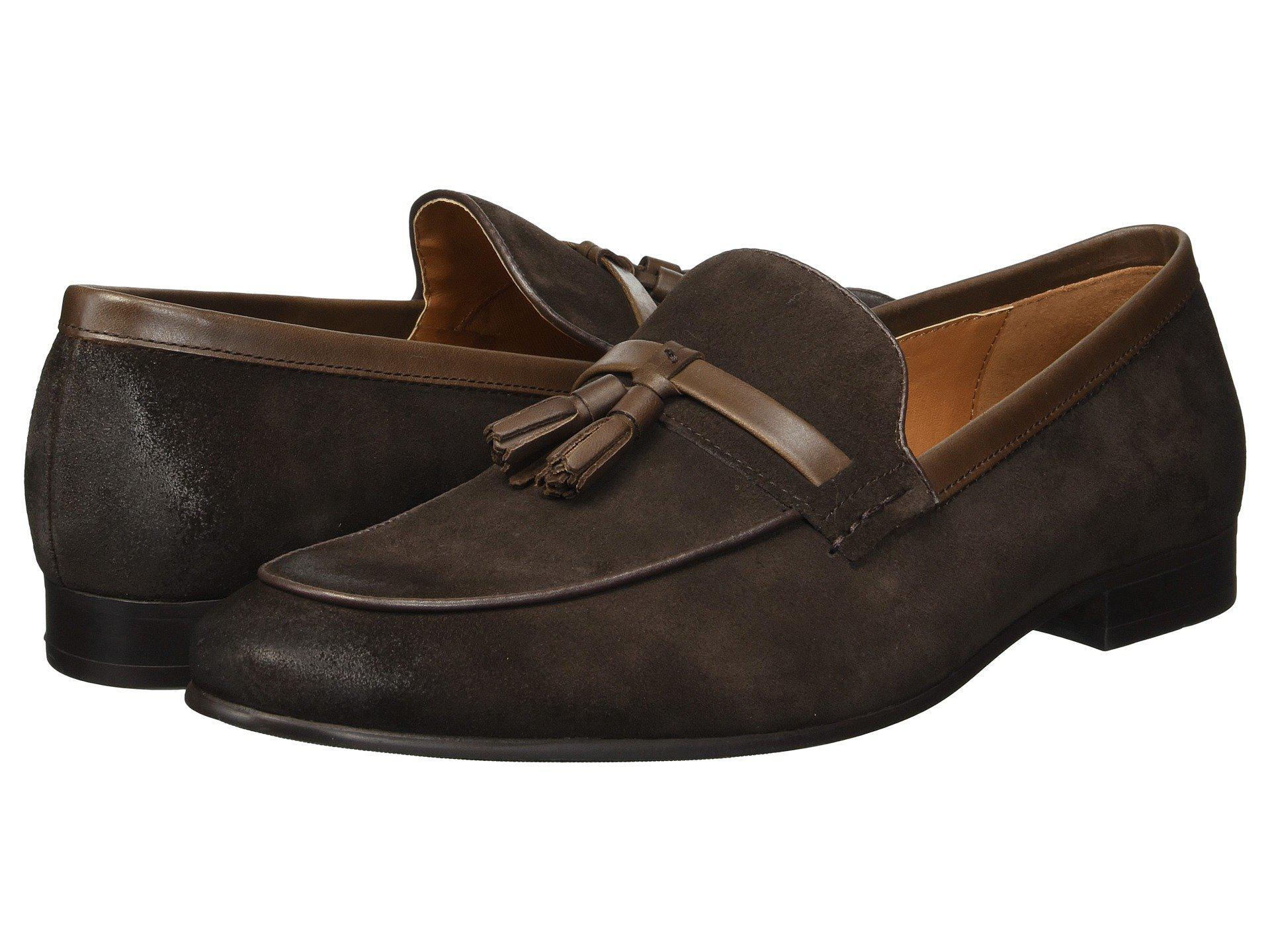 8da465c87df Lyst - Steve Madden Summit (brown Suede) Men s Slip On Shoes in ...