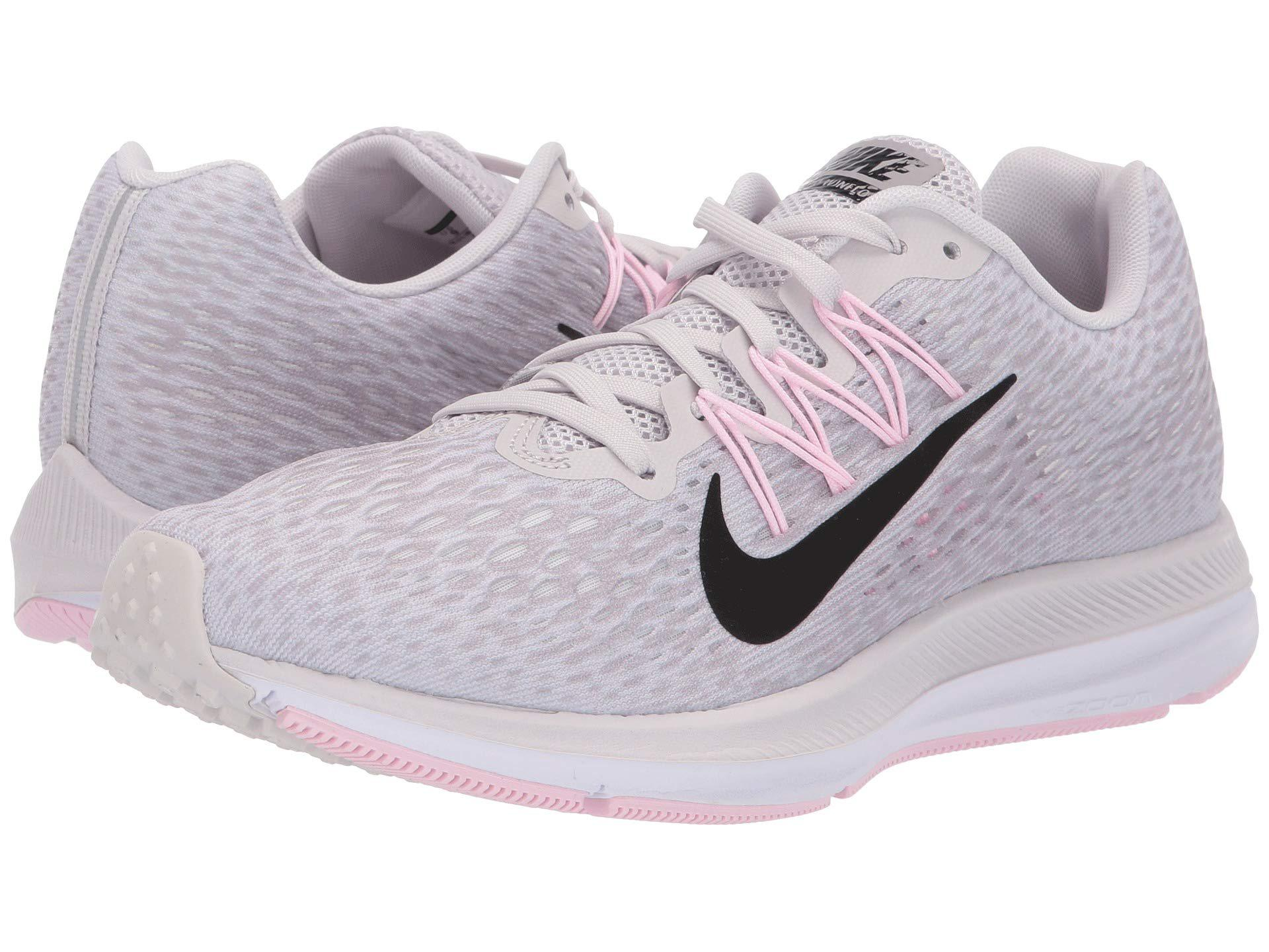 sports shoes a2a64 dc1cf Nike Air Zoom Winflo 5 (black white anthracite) Women s Running ...