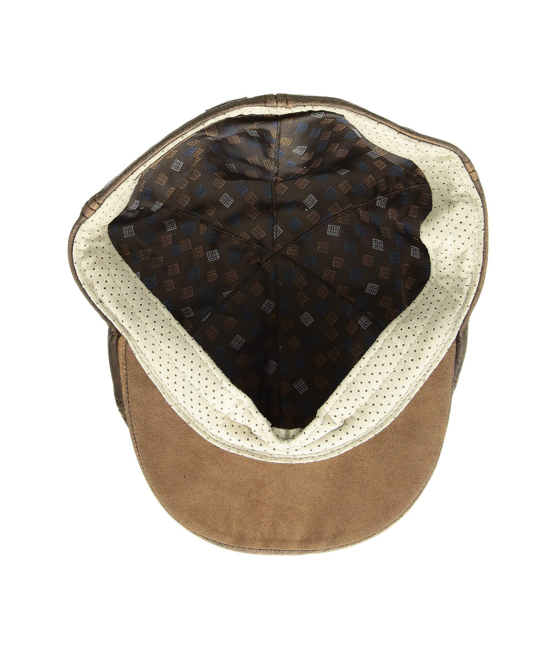 679768fffd0 Lyst - Goorin Bros Fortunato Liberati (brown) Caps in Brown for Men
