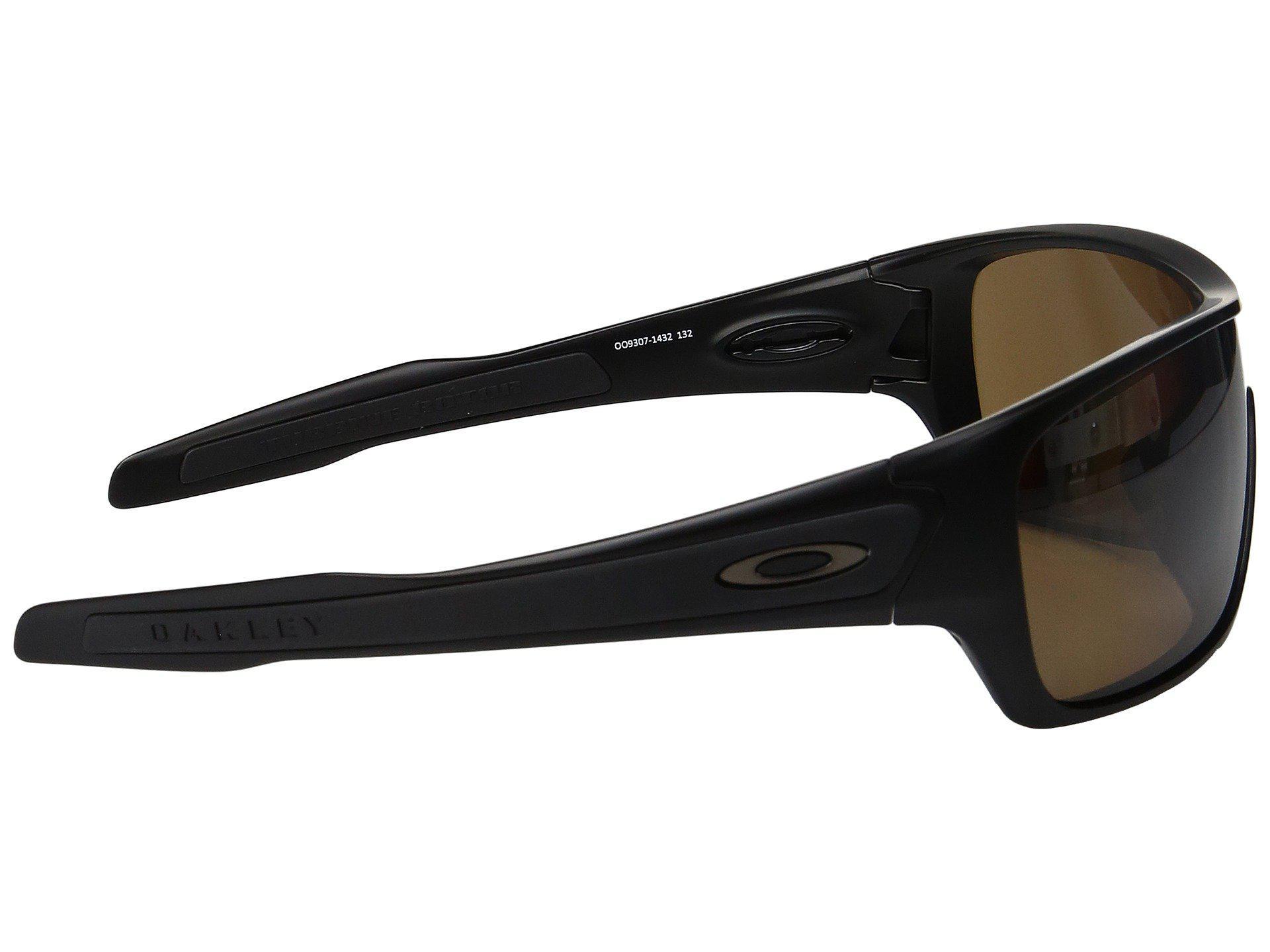 939b5c5ea0 Oakley - Turbine Rotor (matte Black W  Prizm Tungsten Polarized) Fashion  Sunglasses for. View fullscreen