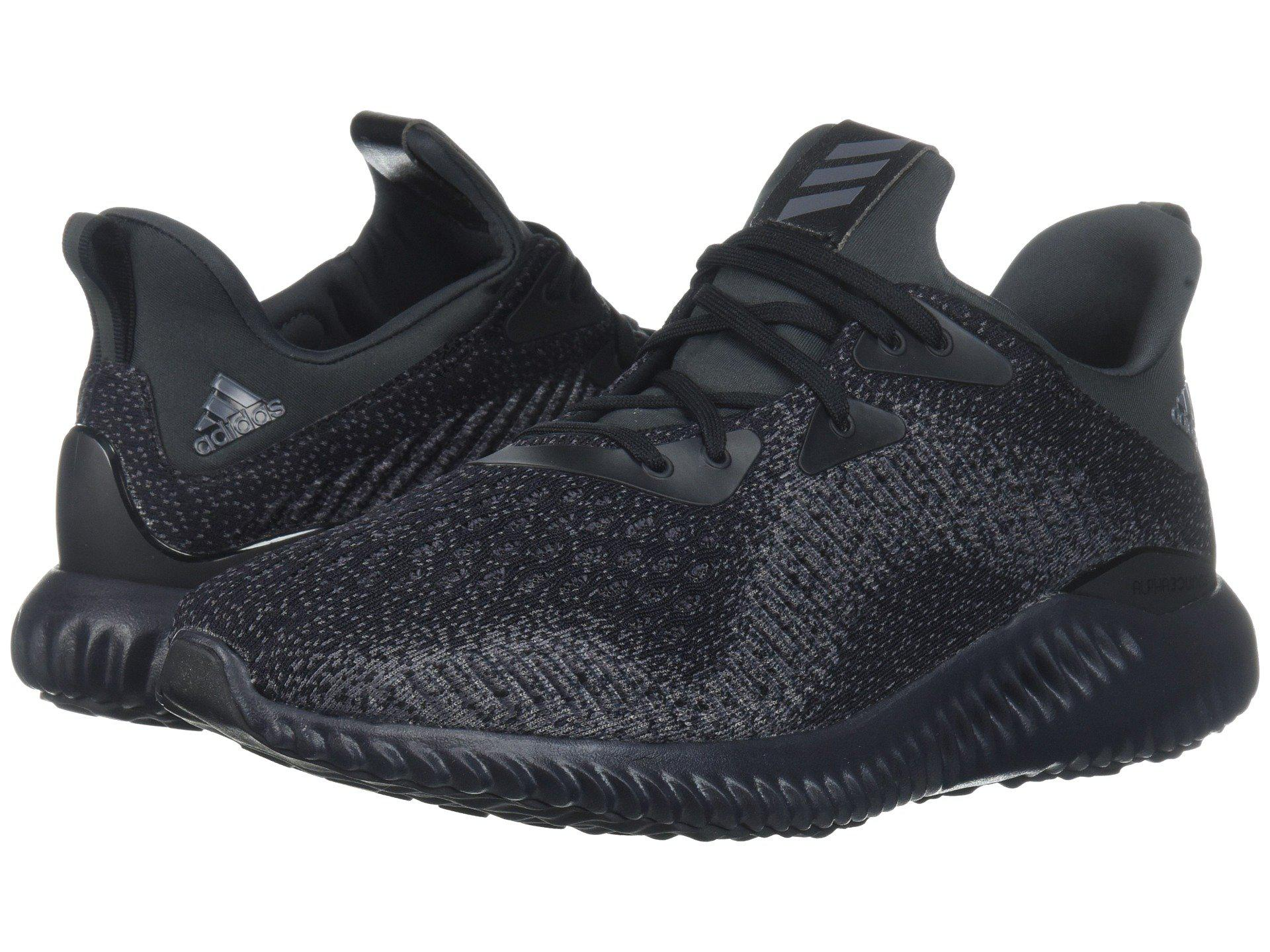 timeless design 96c36 38b25 Lyst - adidas Originals Alphabounce Em (core Blacknight Meta