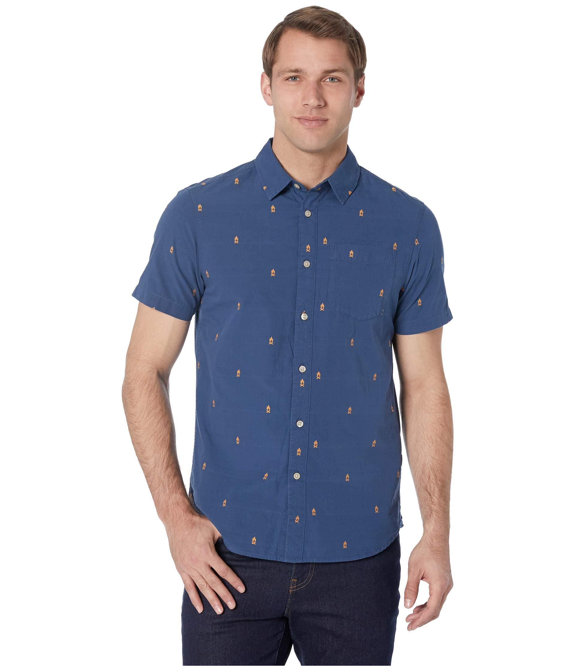 40ce62935 Lyst - The North Face Short Sleeve Baytrail Jacquard Shirt (vintage ...