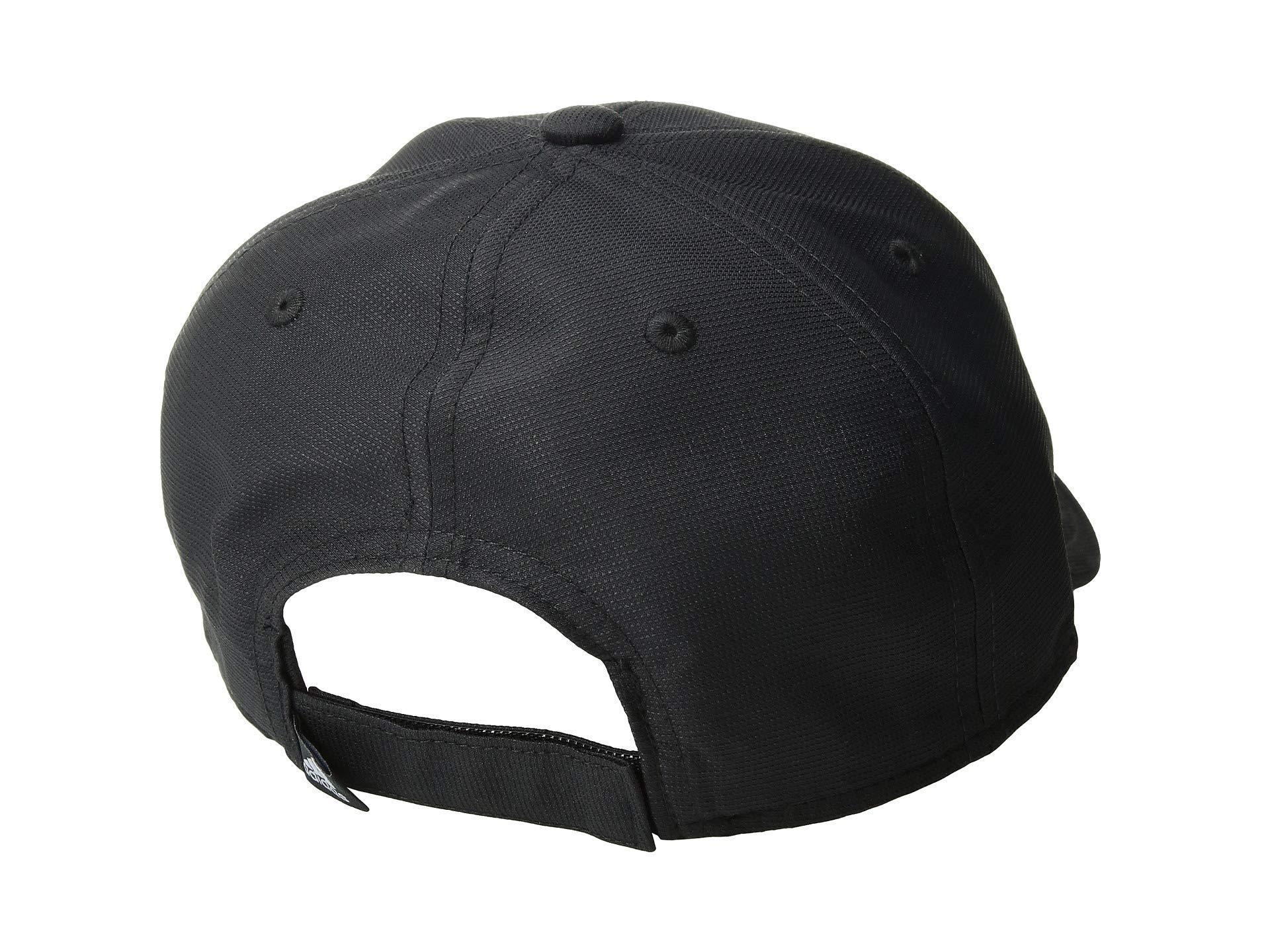 e22d3ea7c25 Adidas - Gray Decision Cap (black grey) Caps for Men - Lyst. View fullscreen