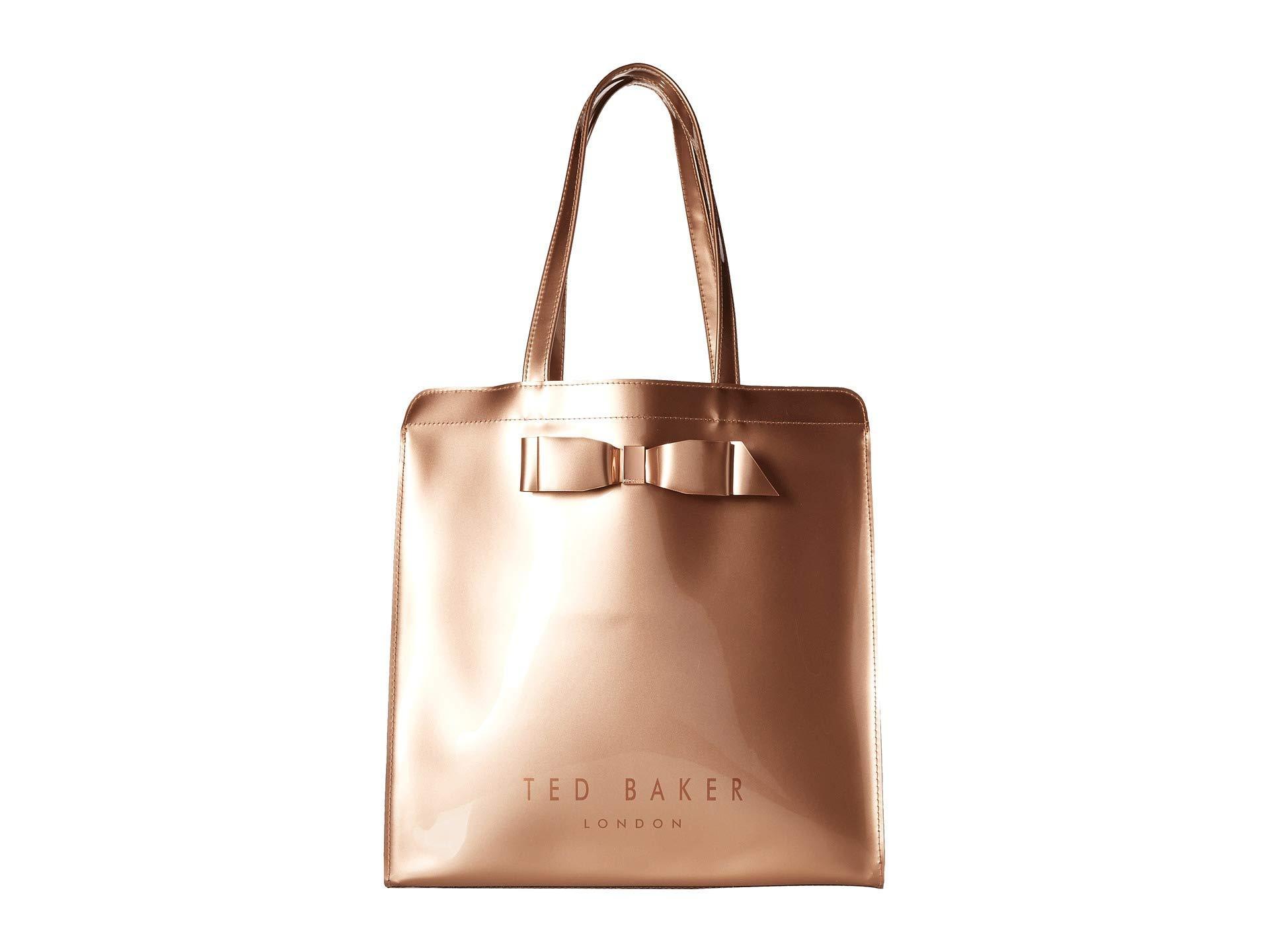 4649c78ea81c Lyst - Ted Baker Almacon (light Pink) Handbags in Pink