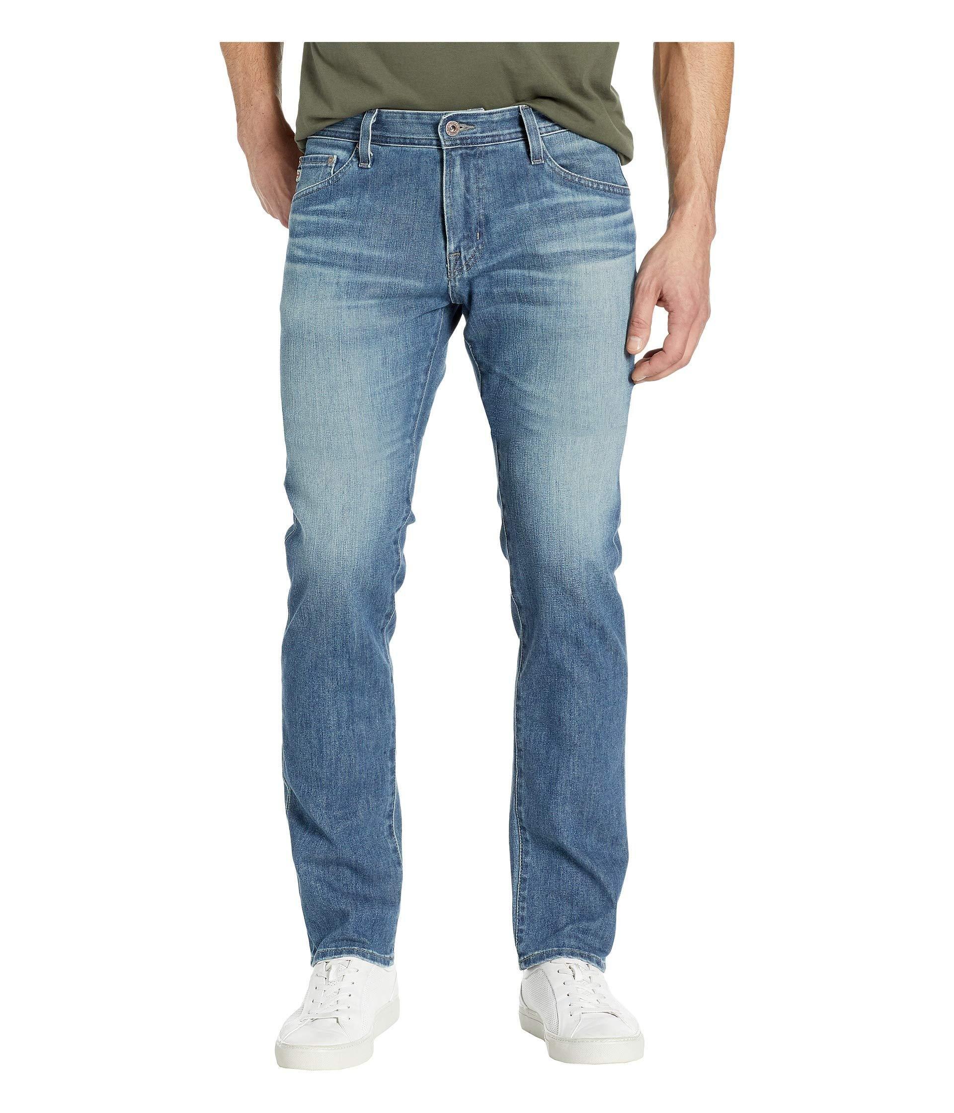 ffb837e1 Lyst - AG Jeans Tellis Modern Slim Leg Denim Jeans In Aperture ...