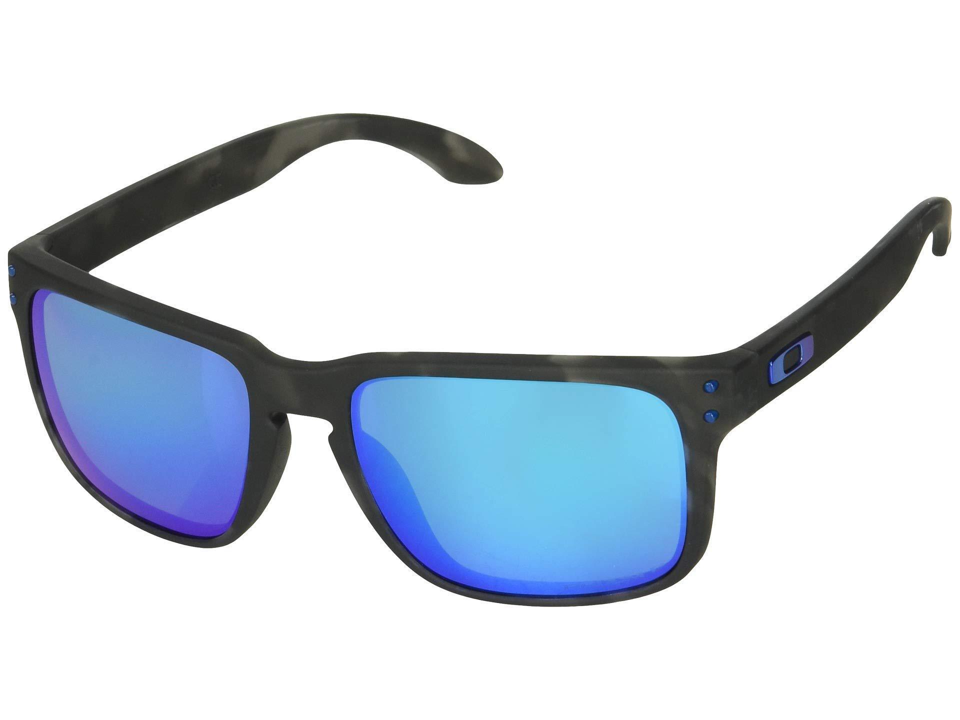 2444b44dc8 Lyst - Oakley Holbrook (matte Black warm Grey Lens) Sport Sunglasses ...