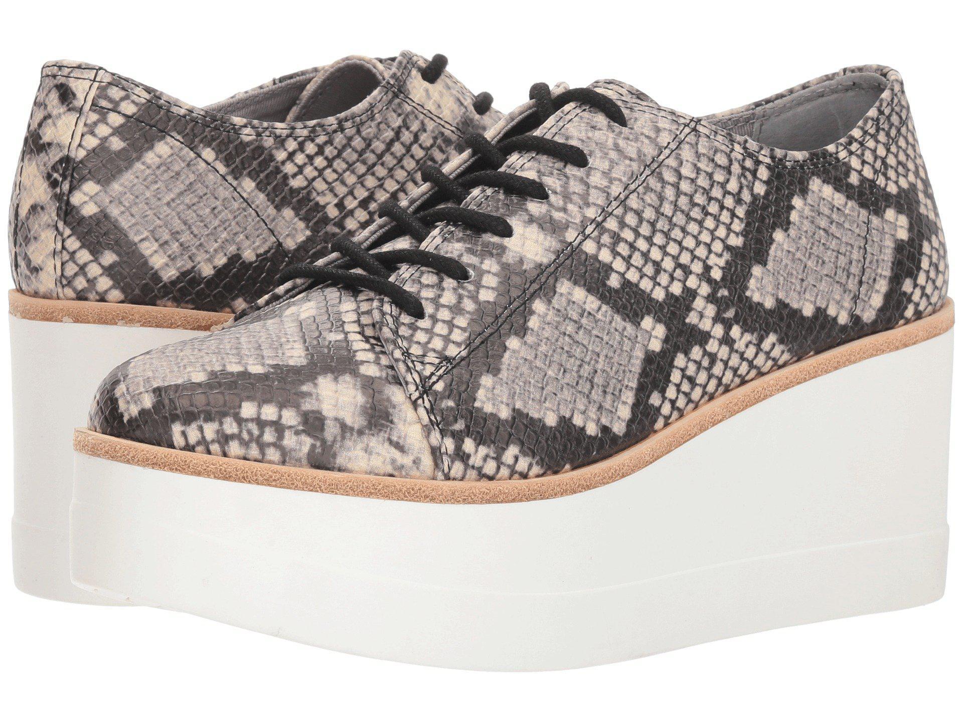 536af4680db Lyst - Steve Madden Kimber (black Leather) Women s Shoes
