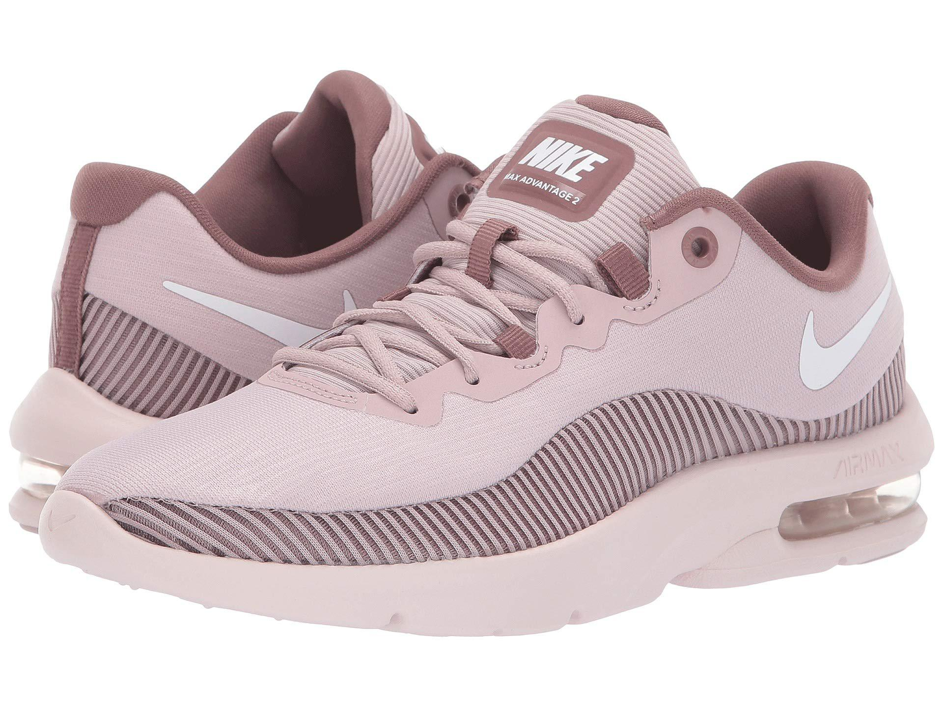 new style f0558 3c6f8 Nike. Pink Air Max Advantage 2 (white black) Women s Running Shoes